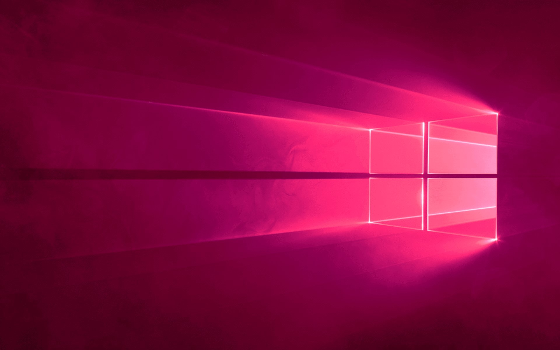 … Windows 10 Wallpaper (Magenta Tint) by Typhlosion24