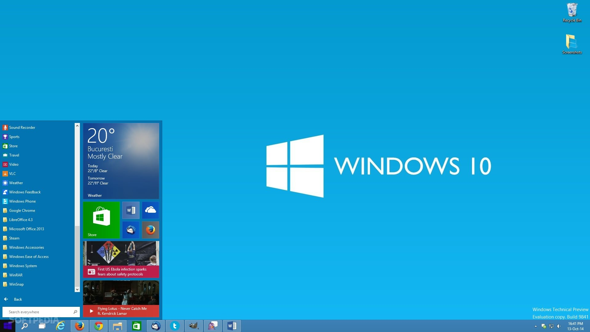 New Windows 10 Preview Reveals Phone to PC Link – Blorge
