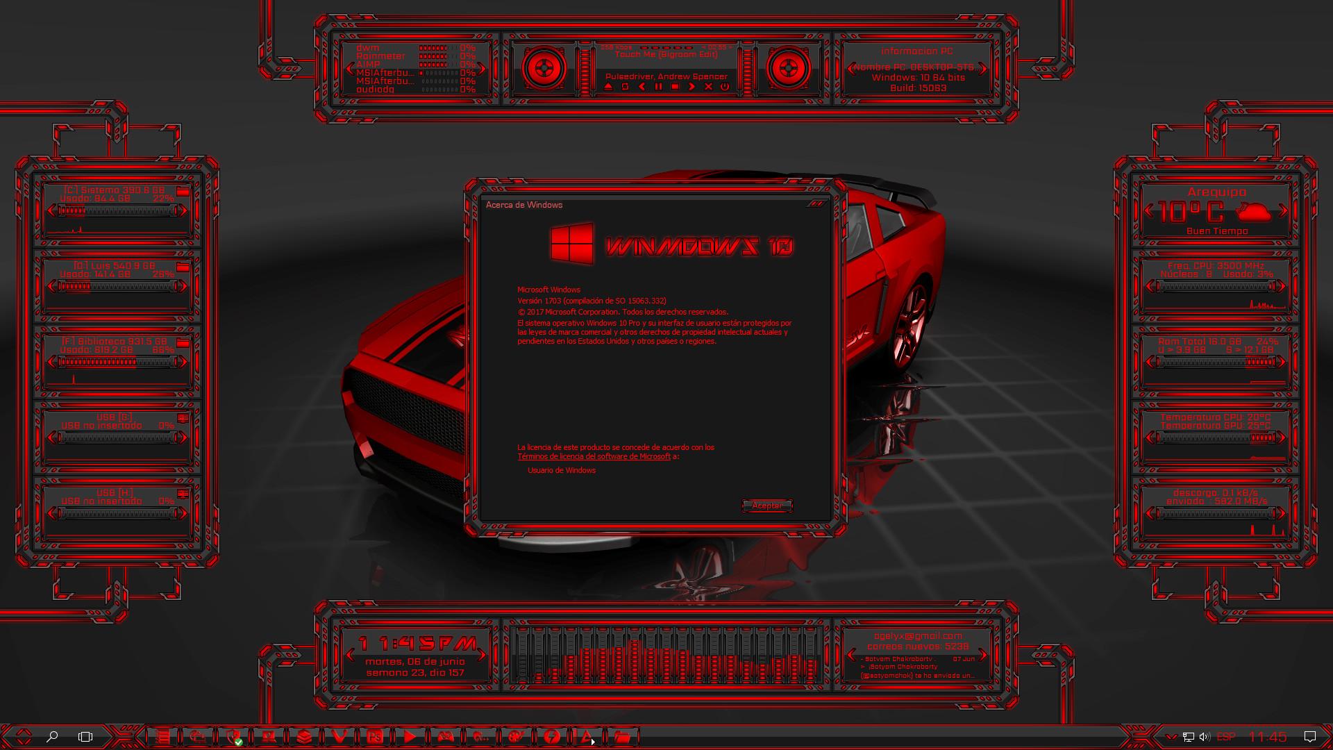 My World RED 2.0 for Windows 10 Creators Update >
