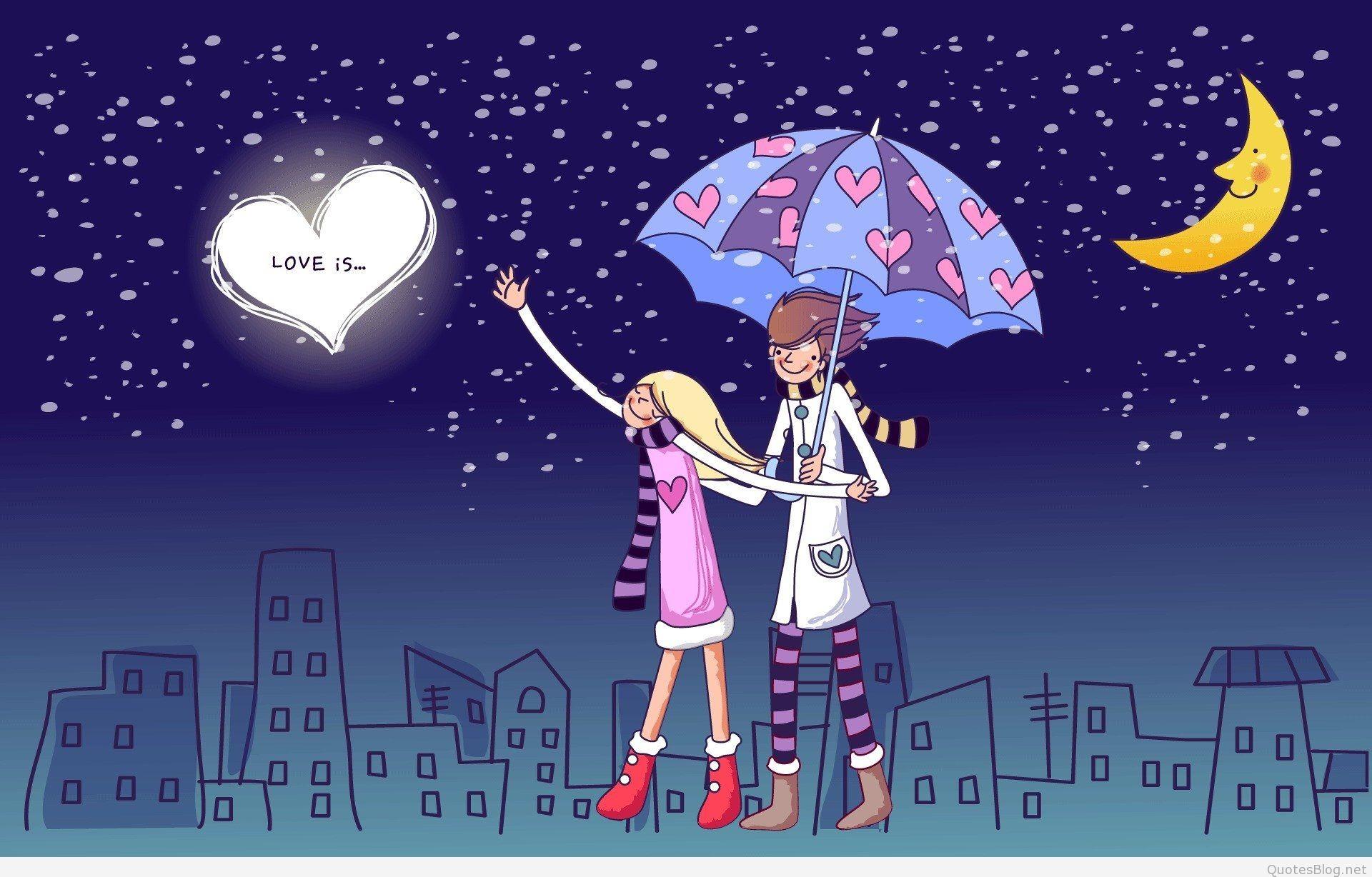 wallpapers-love-couple-couples-valentine-rain
