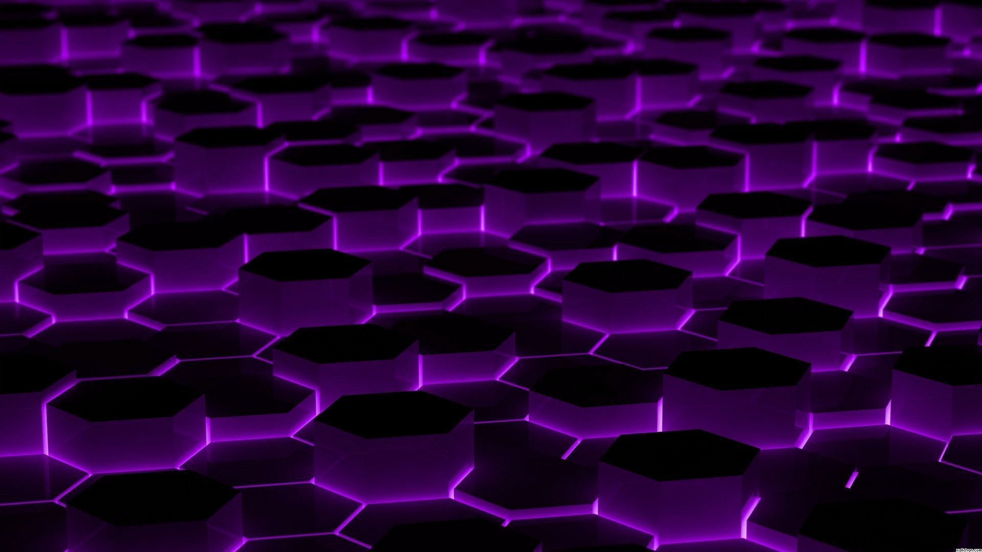 Black And Purple Wallpapers
