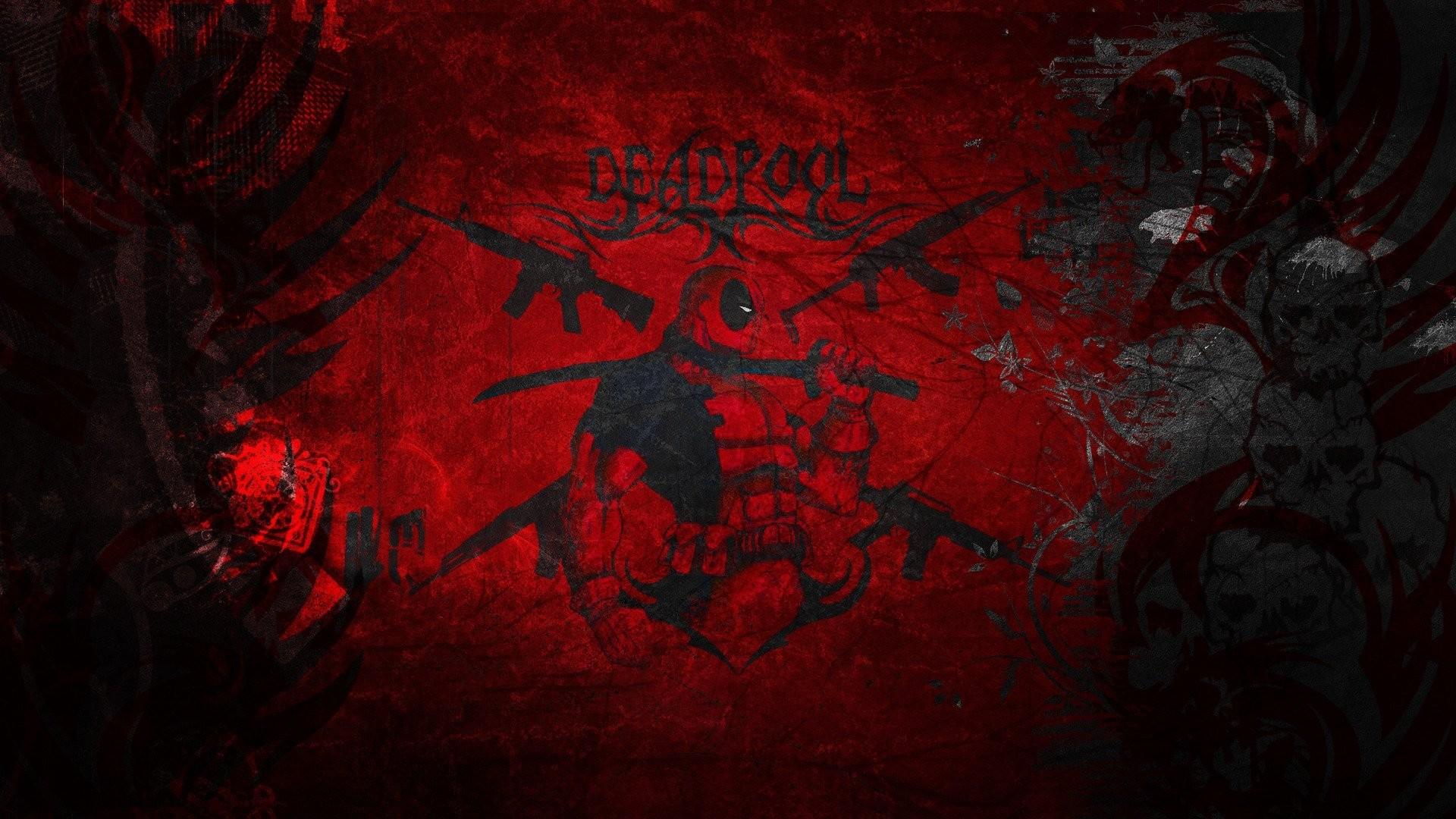 deadpool merc marvel style wallpaper red grunge red deadpool marvel comics  style wallpaper hd widescreen