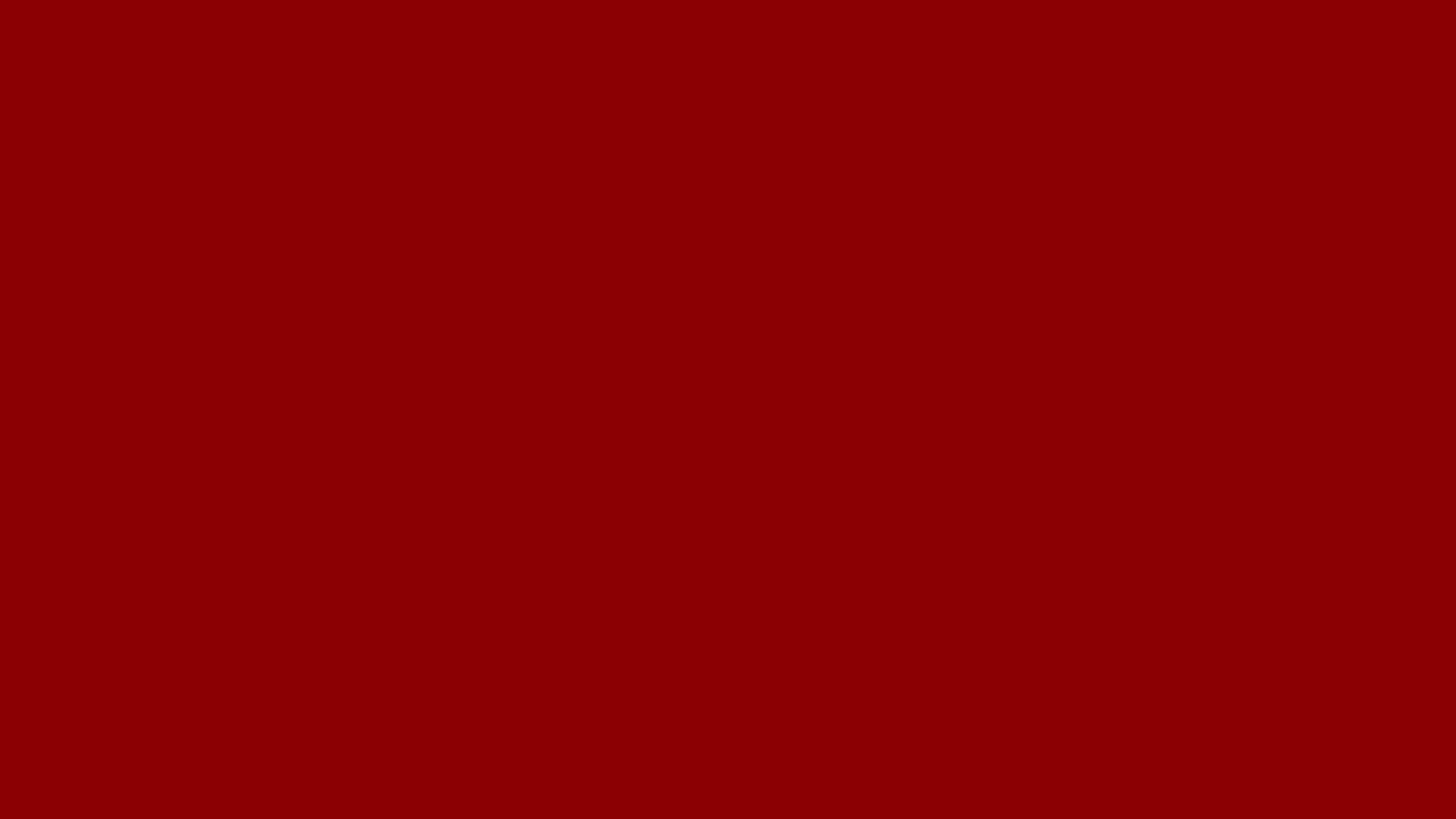 Dark Red Solid Color Background