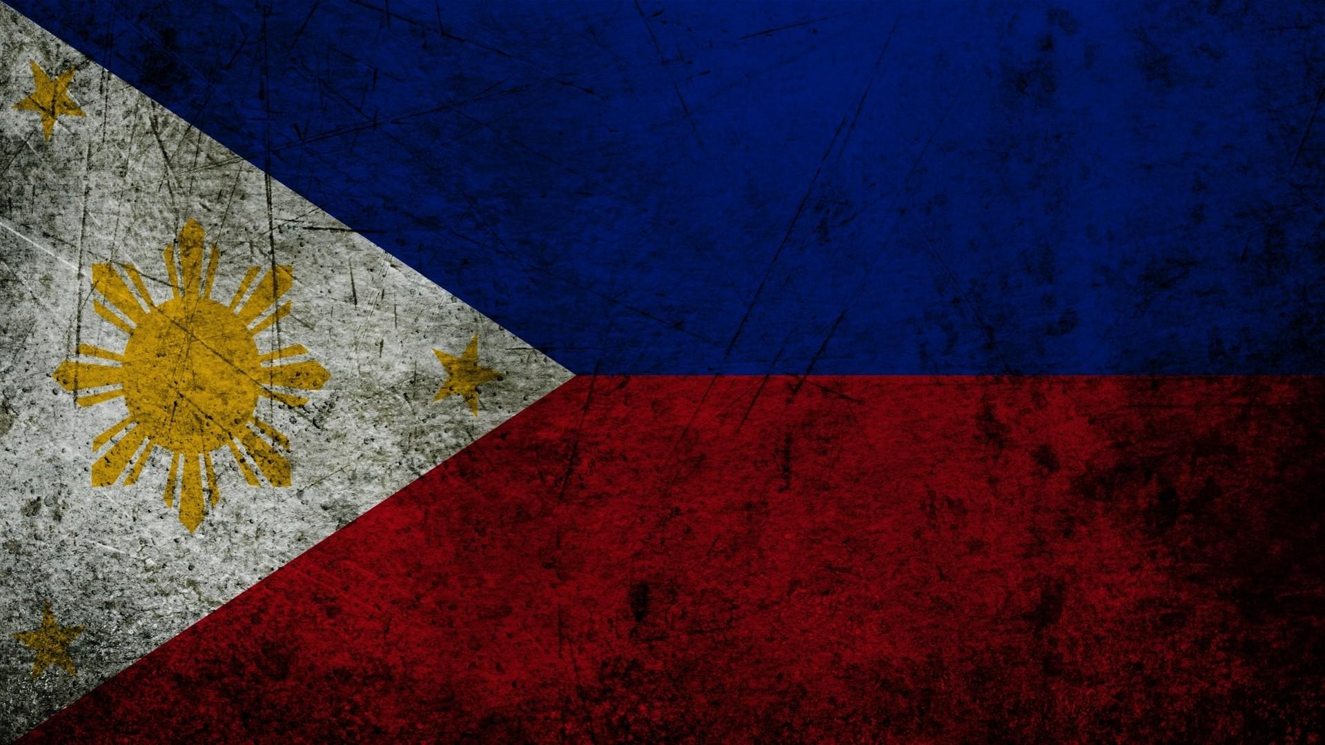 Philippines-Flag-Grunge-Wallpaper