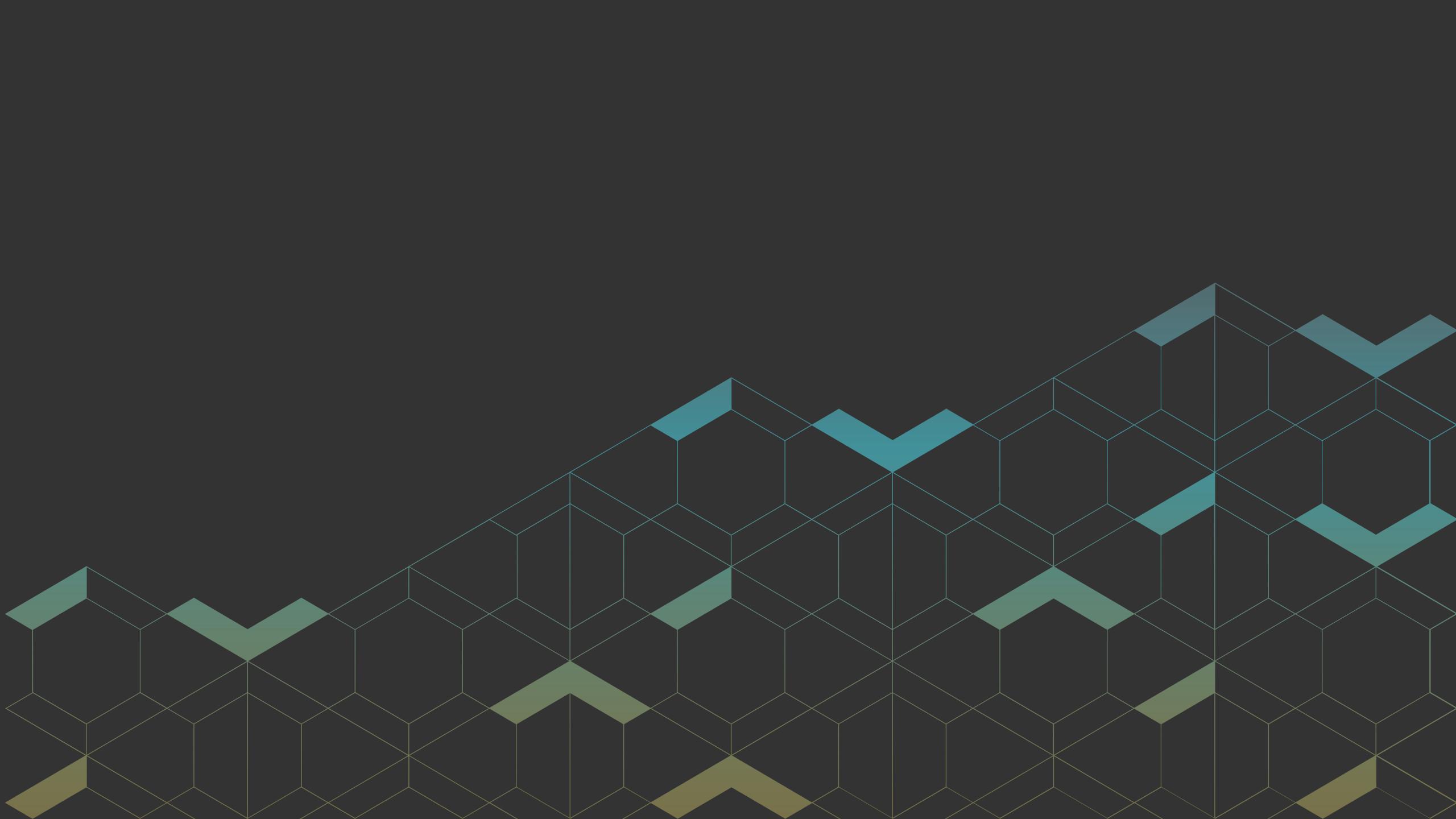 Fractal Mountains Desktop Wallpaper