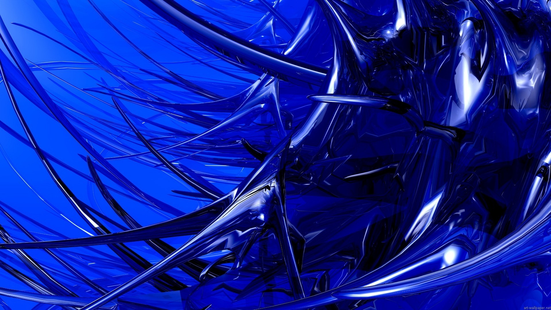 Showing Gallery For Blue Abstract Wallpaper 1080p