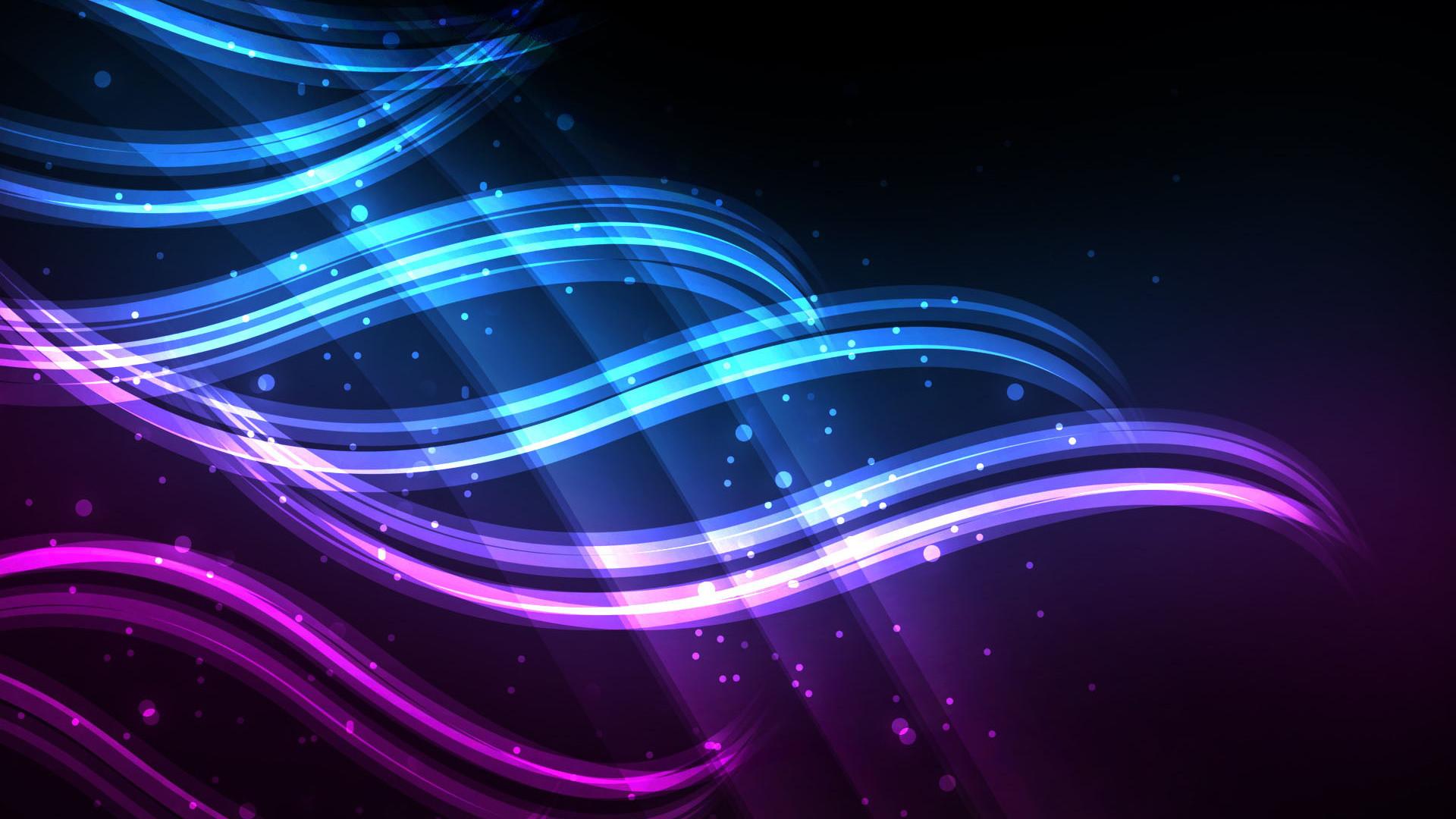 Shades of Blue -1080p HD Wallpaper