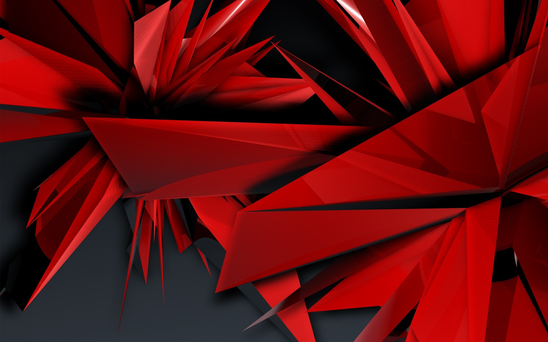 Abstract Red Wallpaper Abstract, Red, Artwork