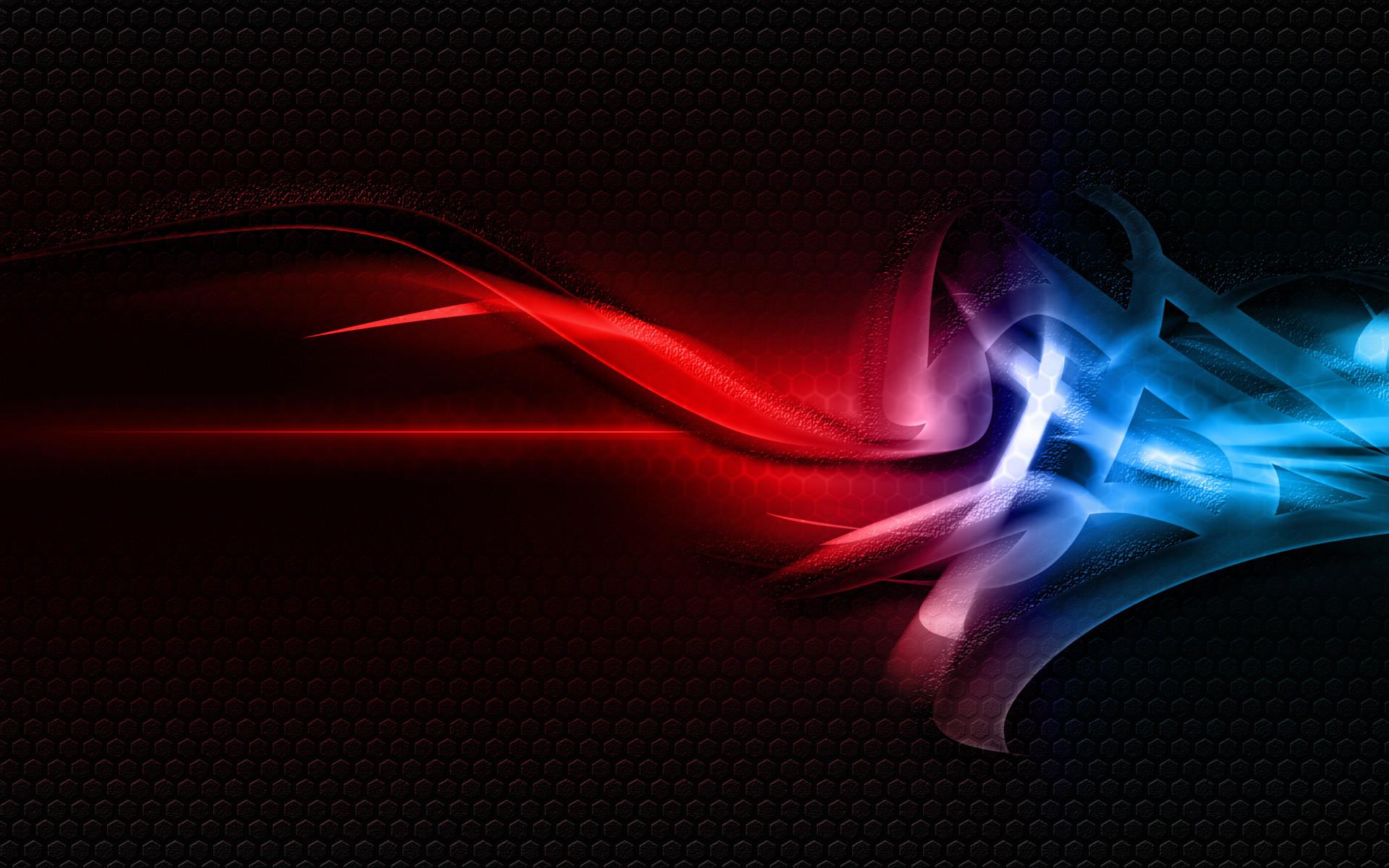 Blue And Red Wallpaper Desktop Wallpaper   WallpaperLepi
