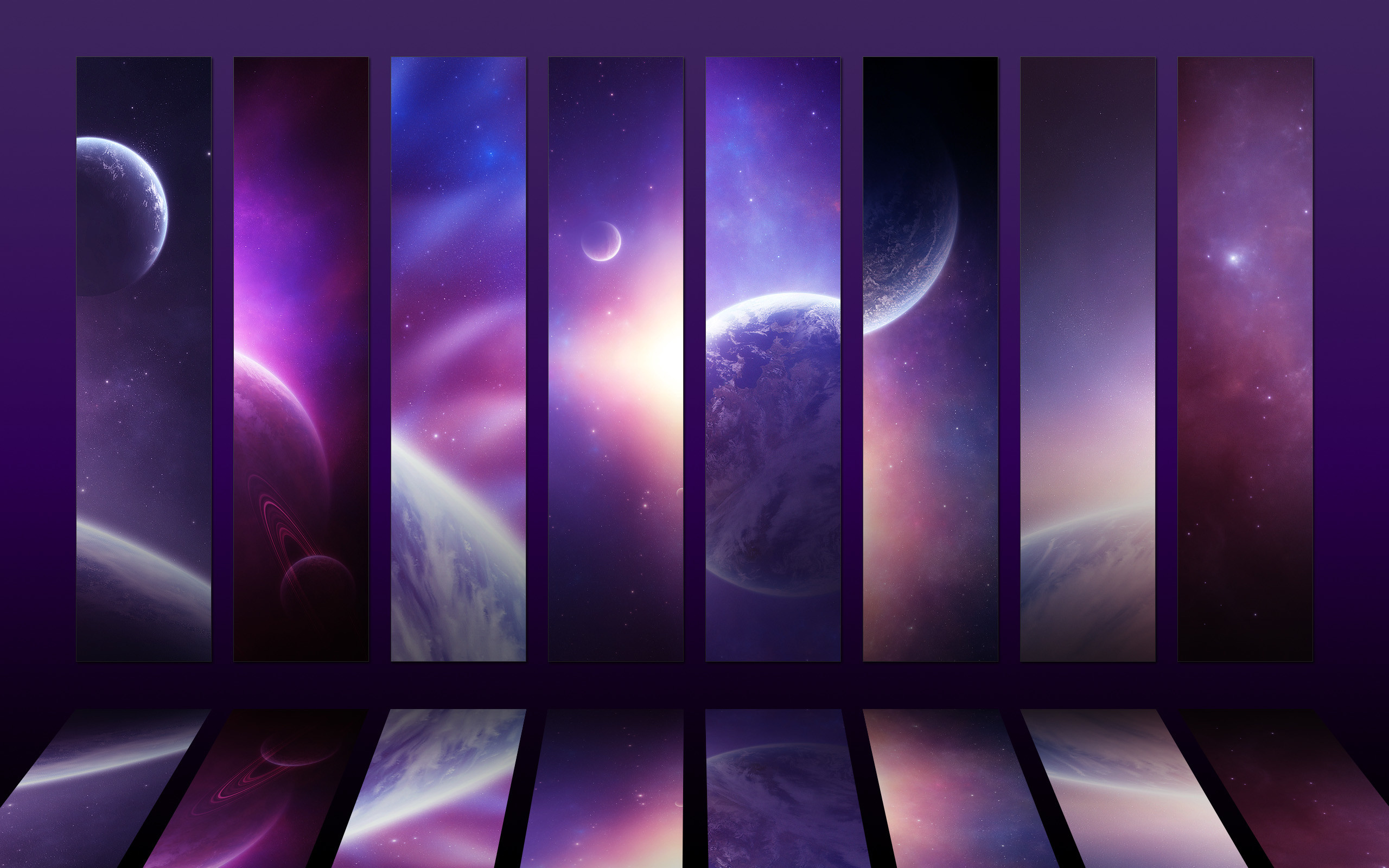 Cosmos collection IV – Purple by *Funerium on deviantART