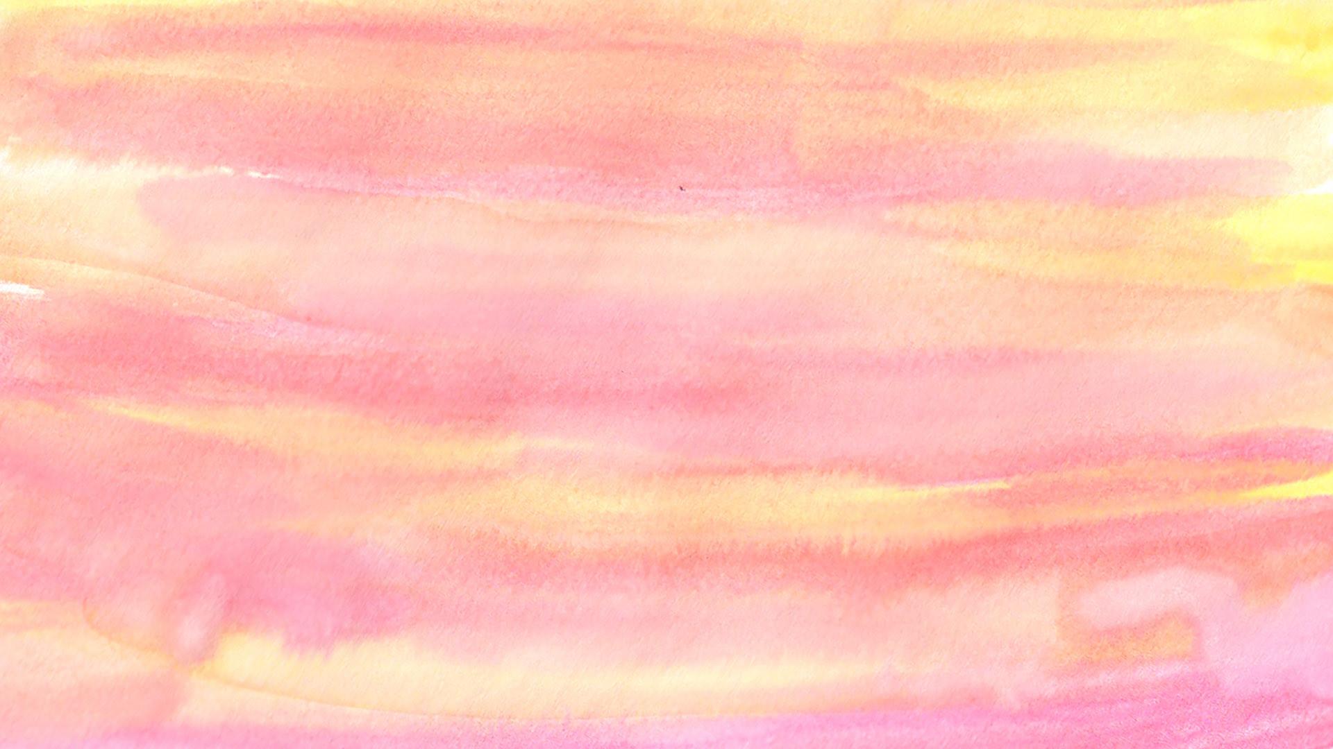 Pink Watercolour   Desktop