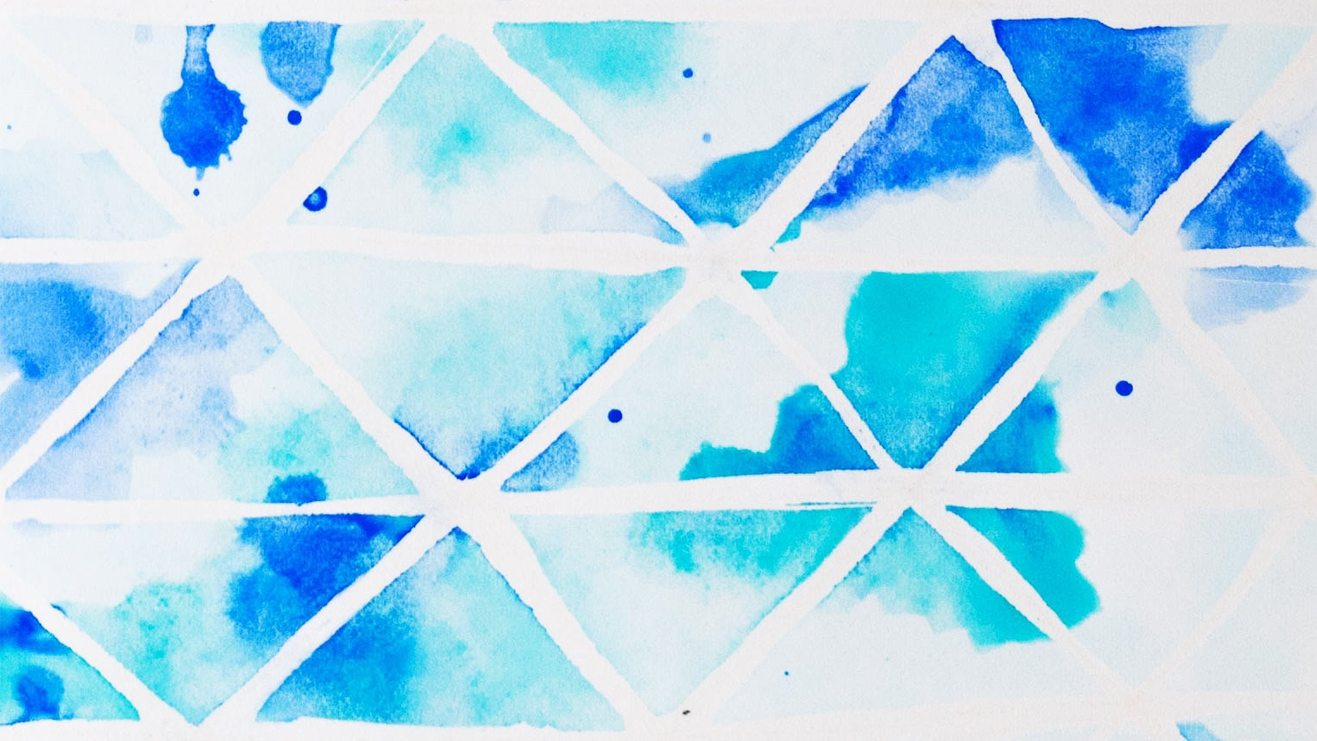 Blue Watercolor Wallpapers