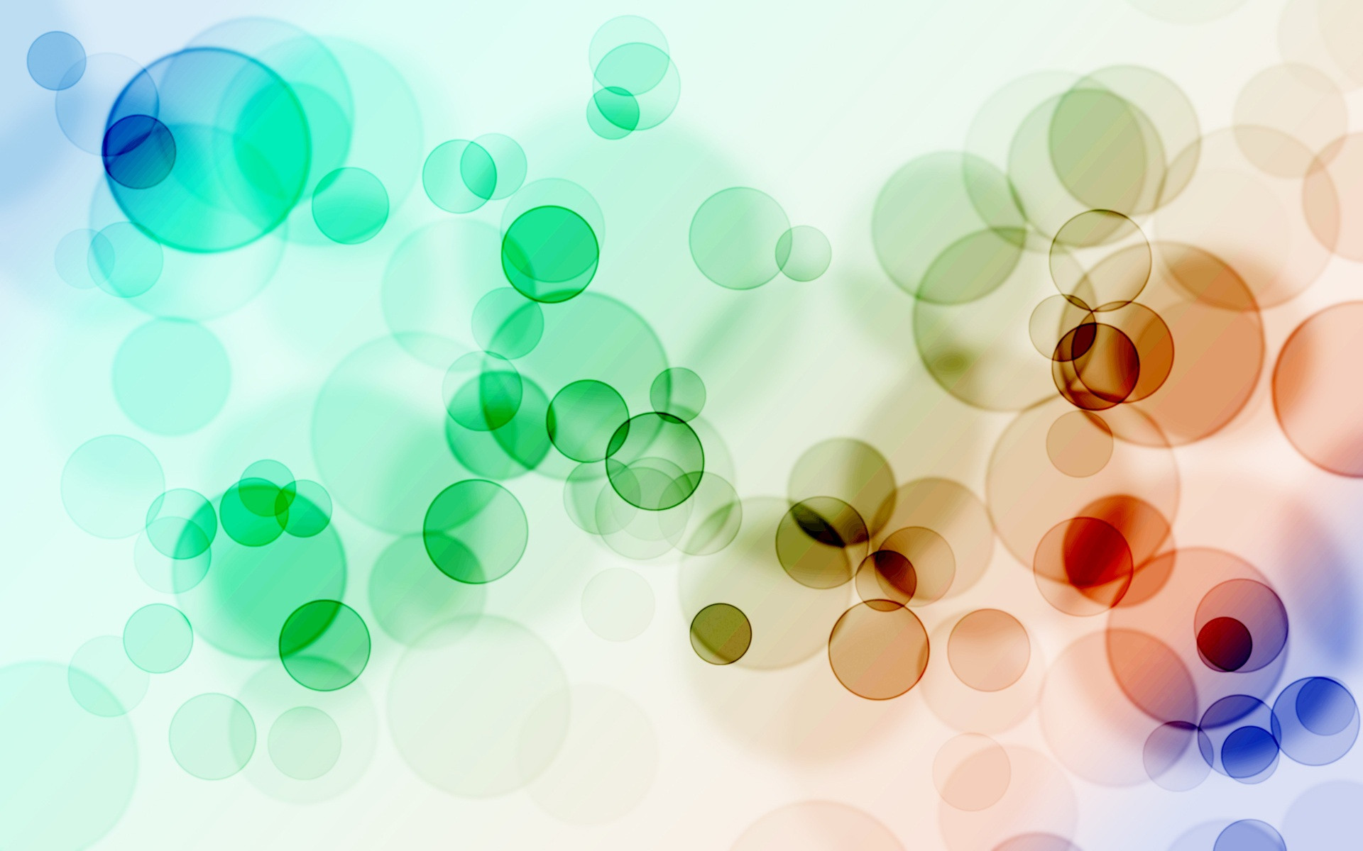 Abstract colorful design light color wallpaper 04