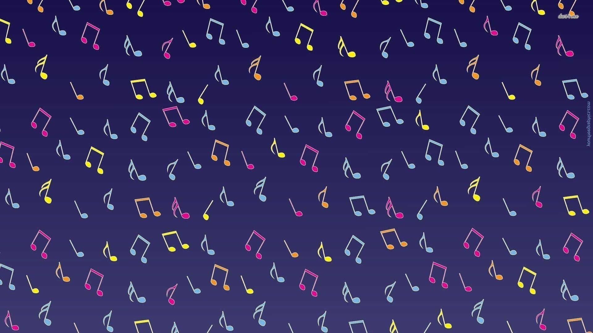Music Note Wallpapers – WallpaperSafari