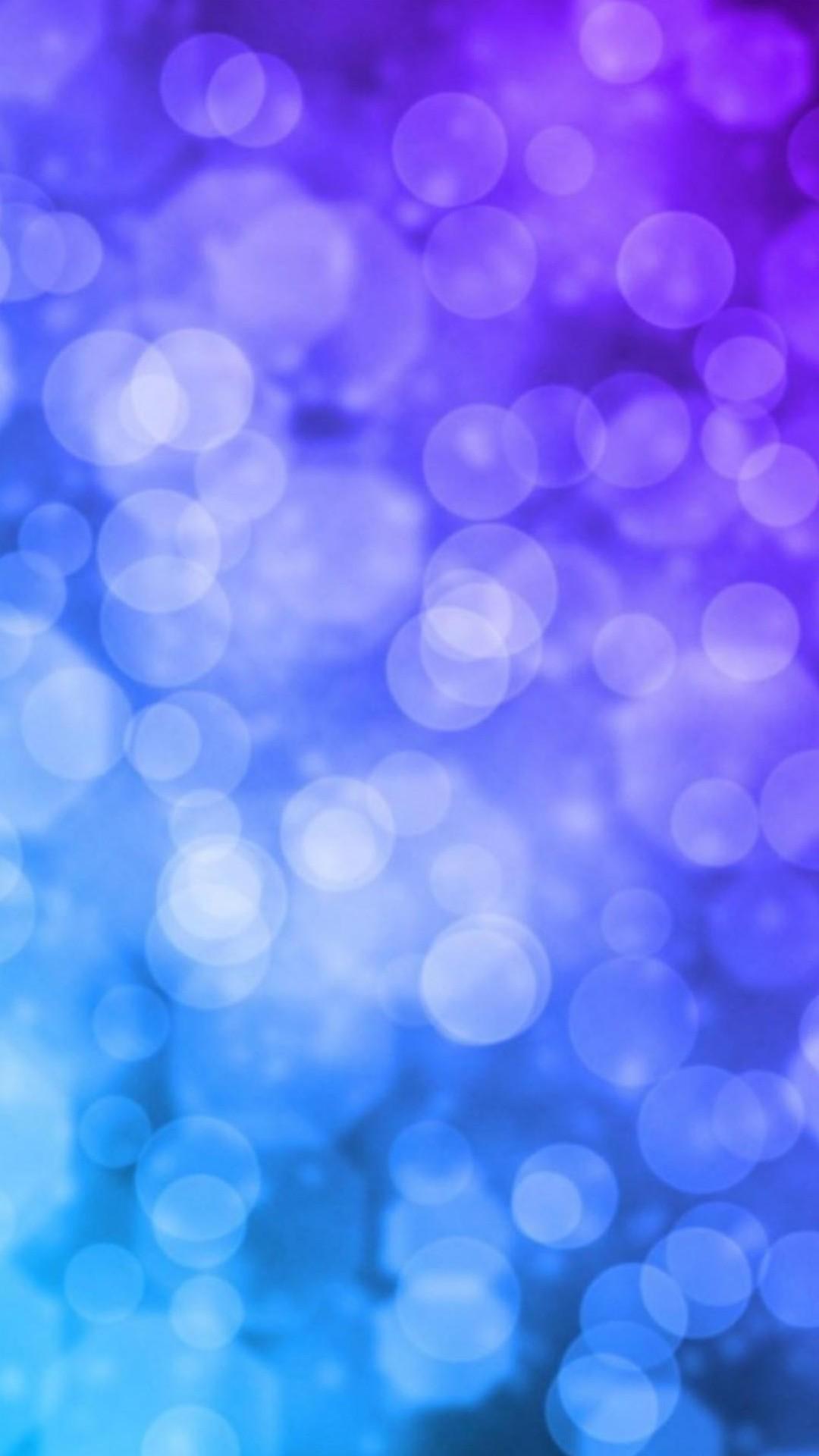 Purple Music Notes Wallpaper color design art