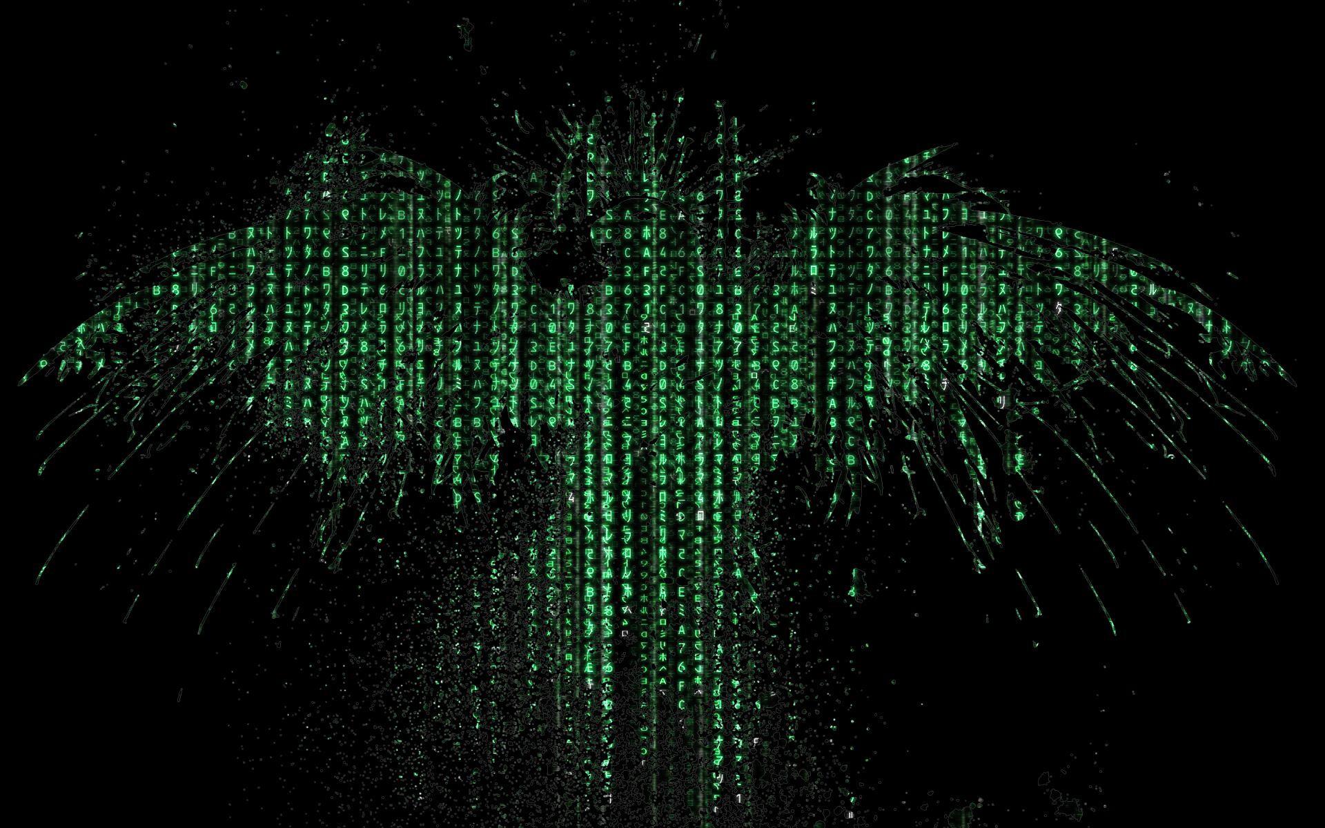 wallpaper.wiki-Animated-Matrix-Eagle-Background-PIC-WPC004913