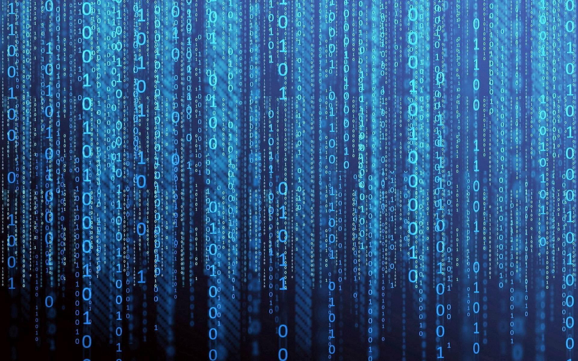 animated matrix background for desktop