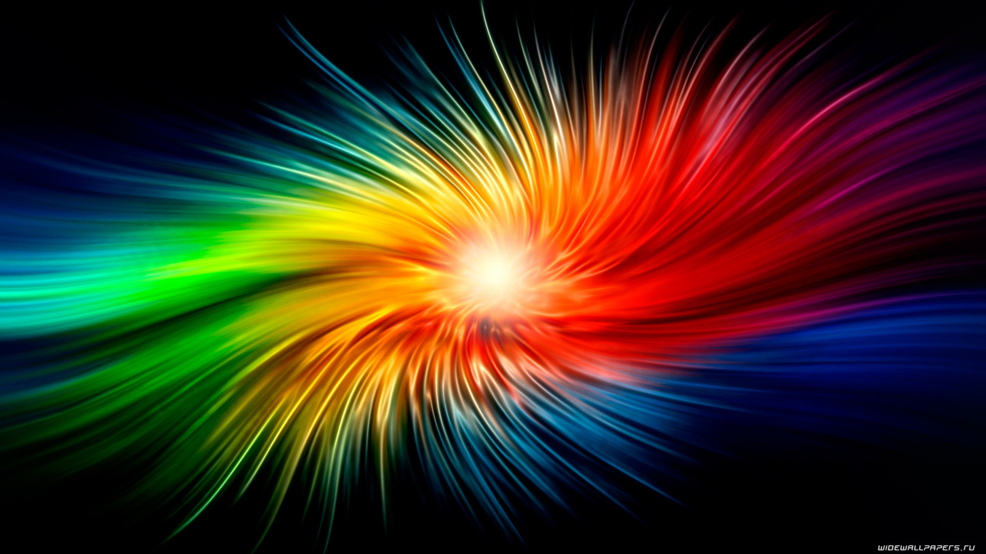 Abstract Color Lines Wallpapers