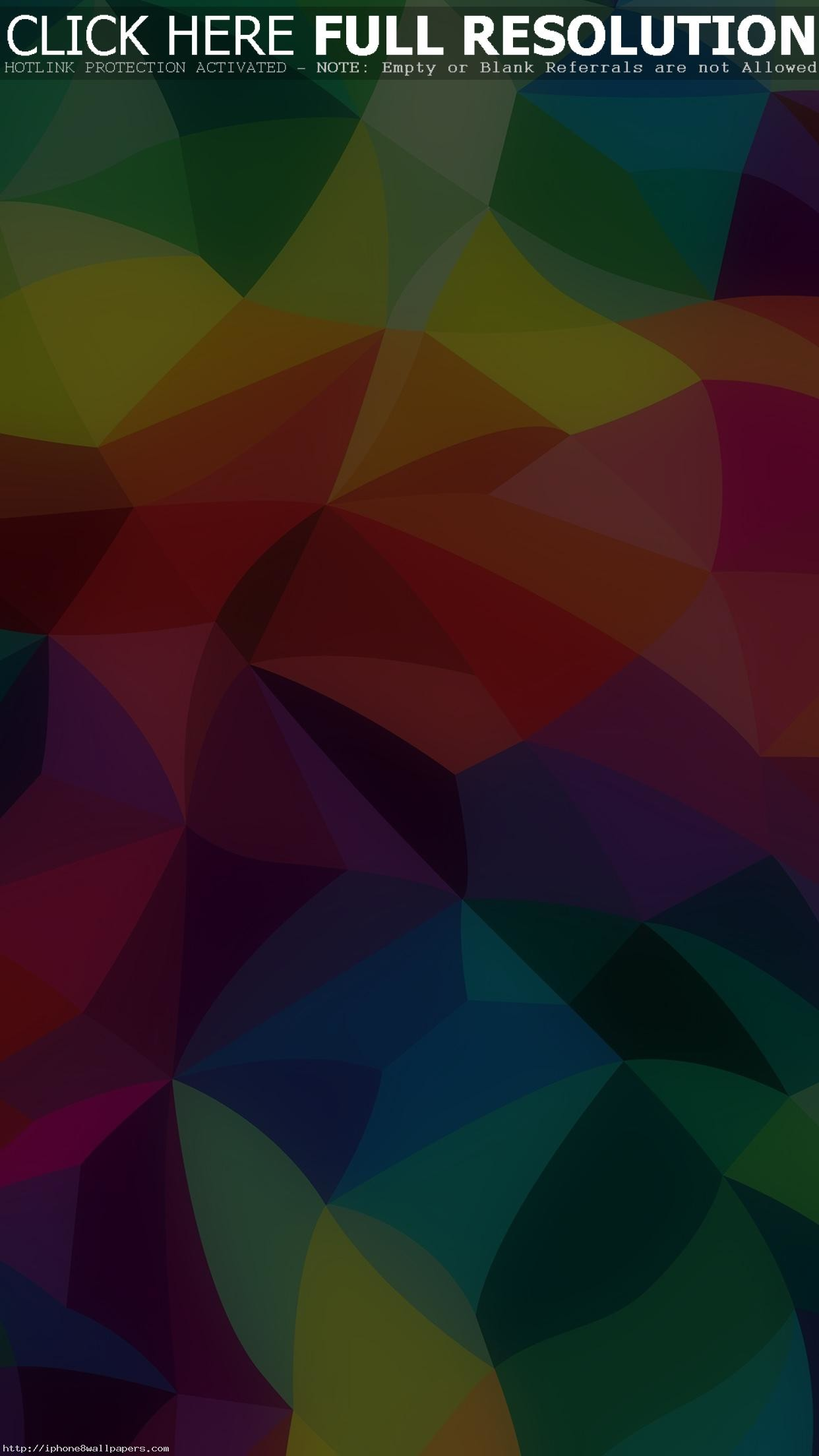 Rainbow Abstract Colors Pattern Android wallpaper – Android HD wallpapers