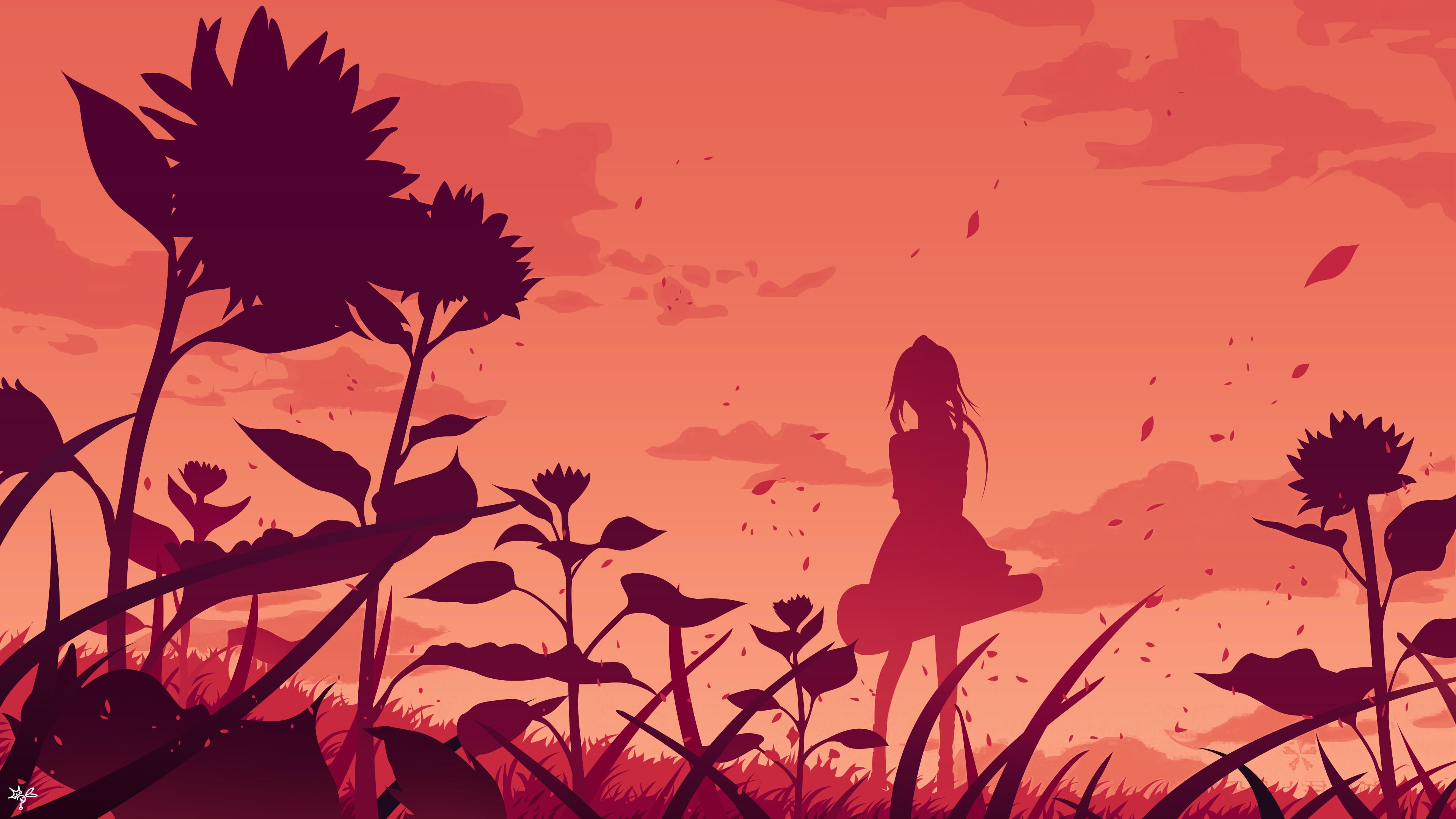 Kaori Miyazono, Your Lie in April, 4K