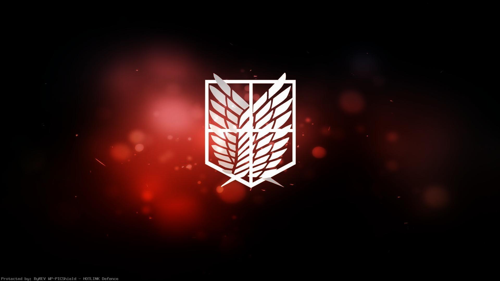 Anime-Attack-On-Titan-Emblem-Scouting-Legion-wallpaper-