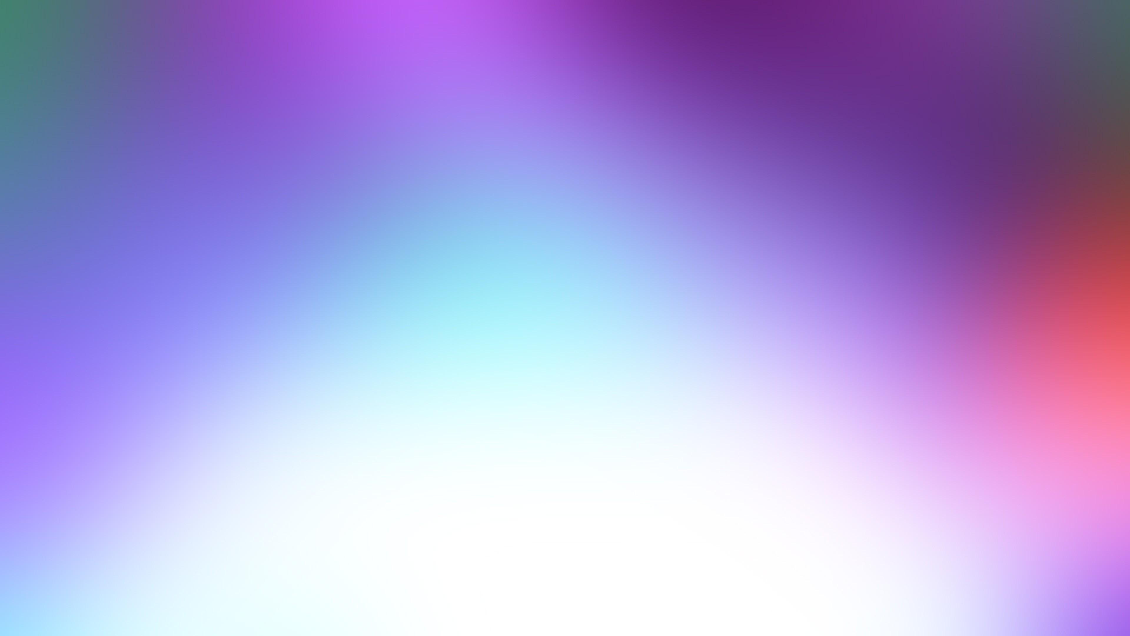 Preview wallpaper purple, blue, white, spot 3840×2160