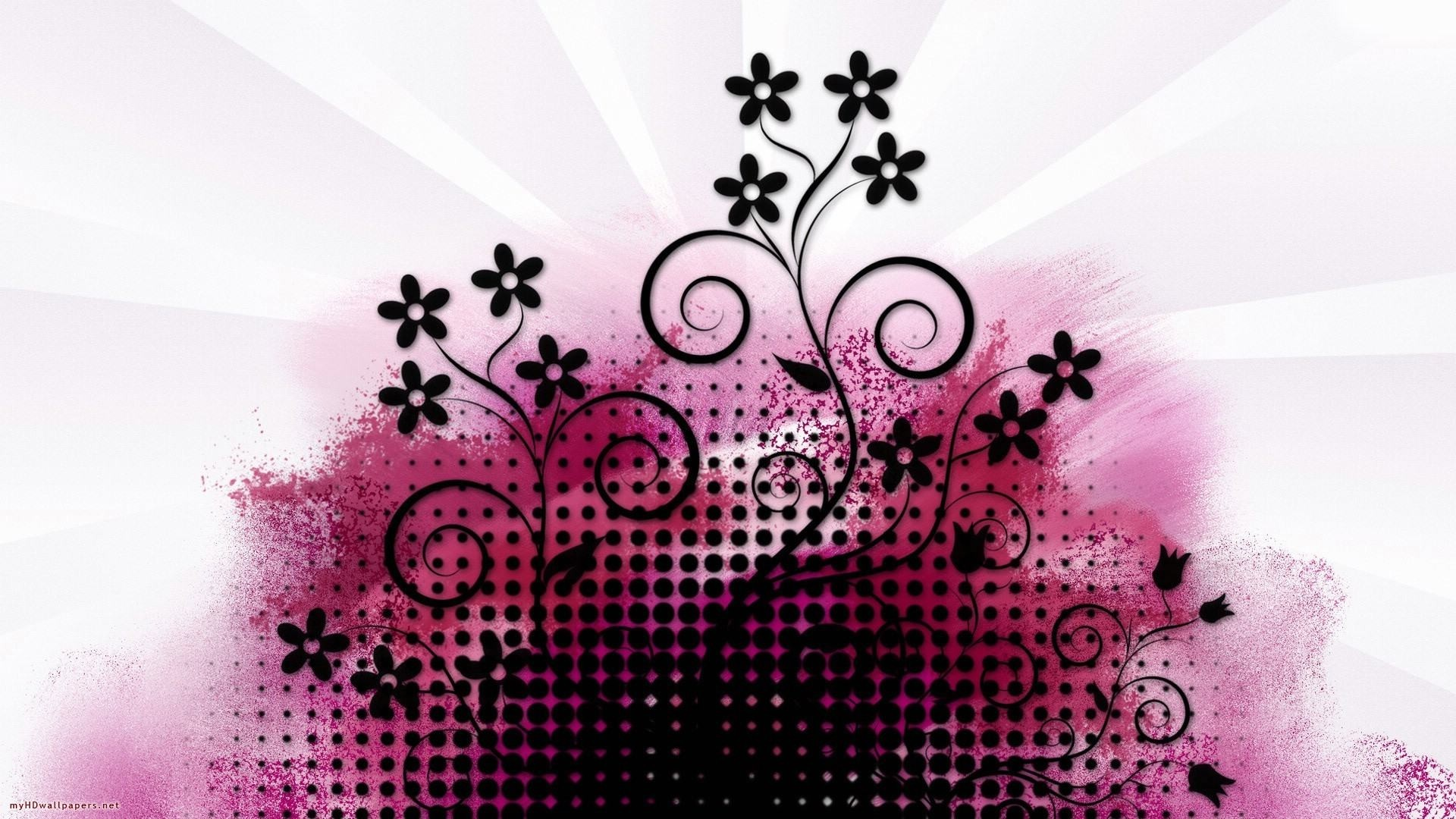 Wallpapers Backgrounds – wallpaper design cool pink wallpapers desktop