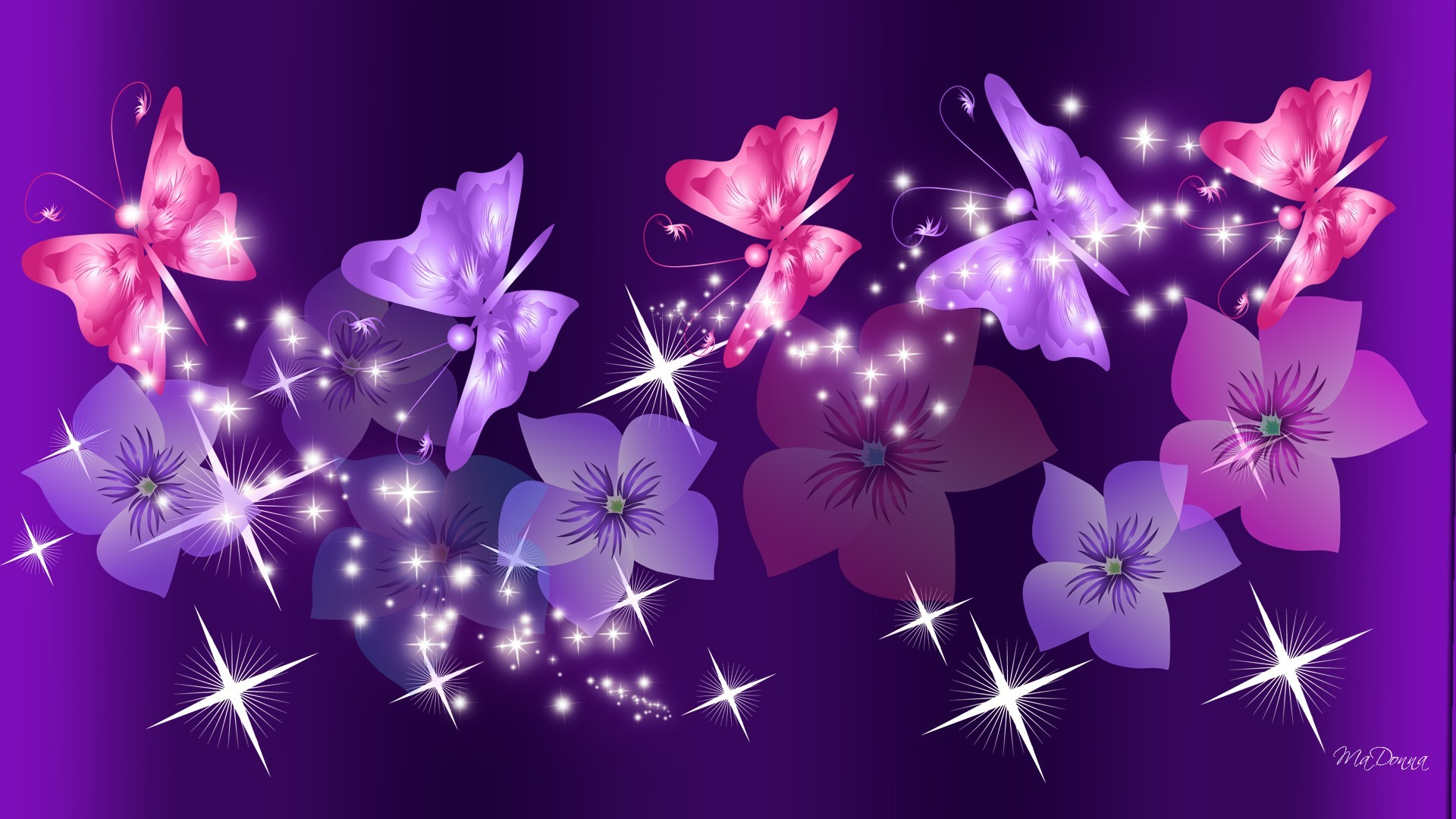 Pink Purple Background Wallpaper | collaboration-purple-pink-hd-free-328987