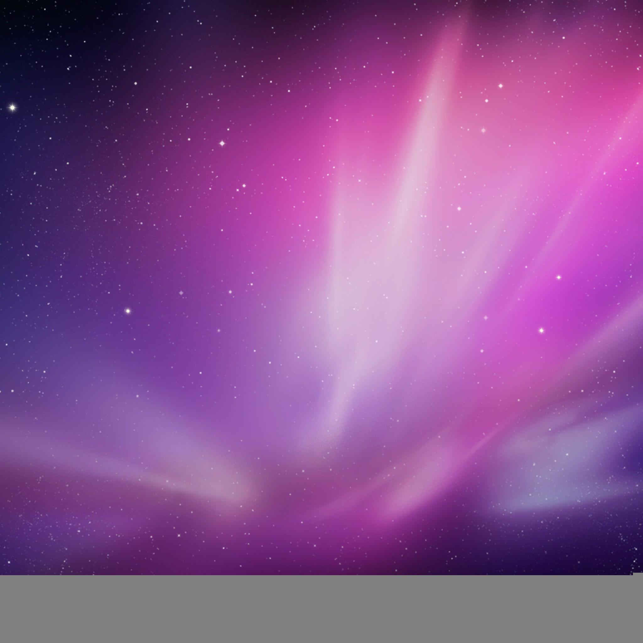 1722 1: Fantasy Purple Red Shiny Nebula Space View iPad Air wallpaper