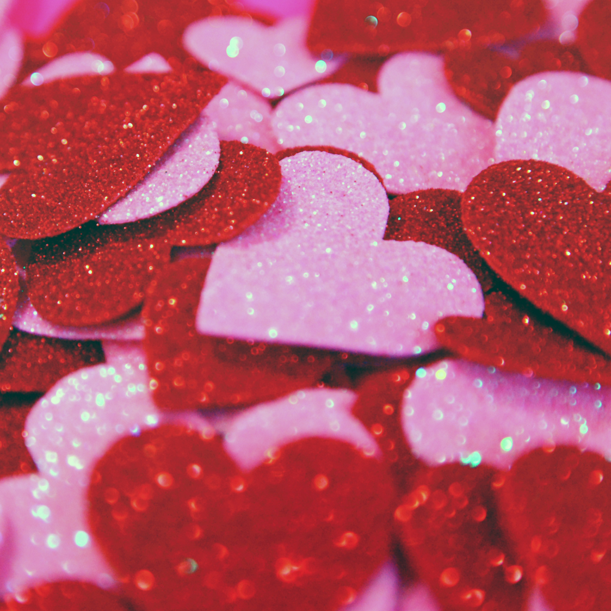 purple sherbet photography – pink red hearts ipad wallpaper