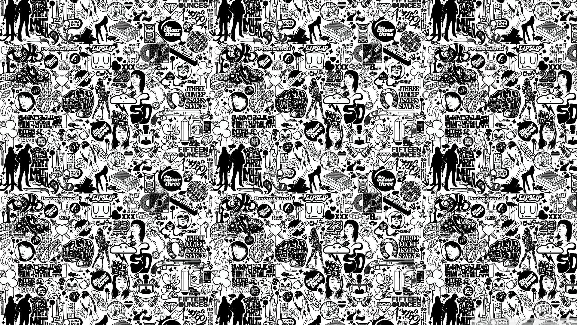 White And Black Wallpaper Designs 4 Cool Wallpaper