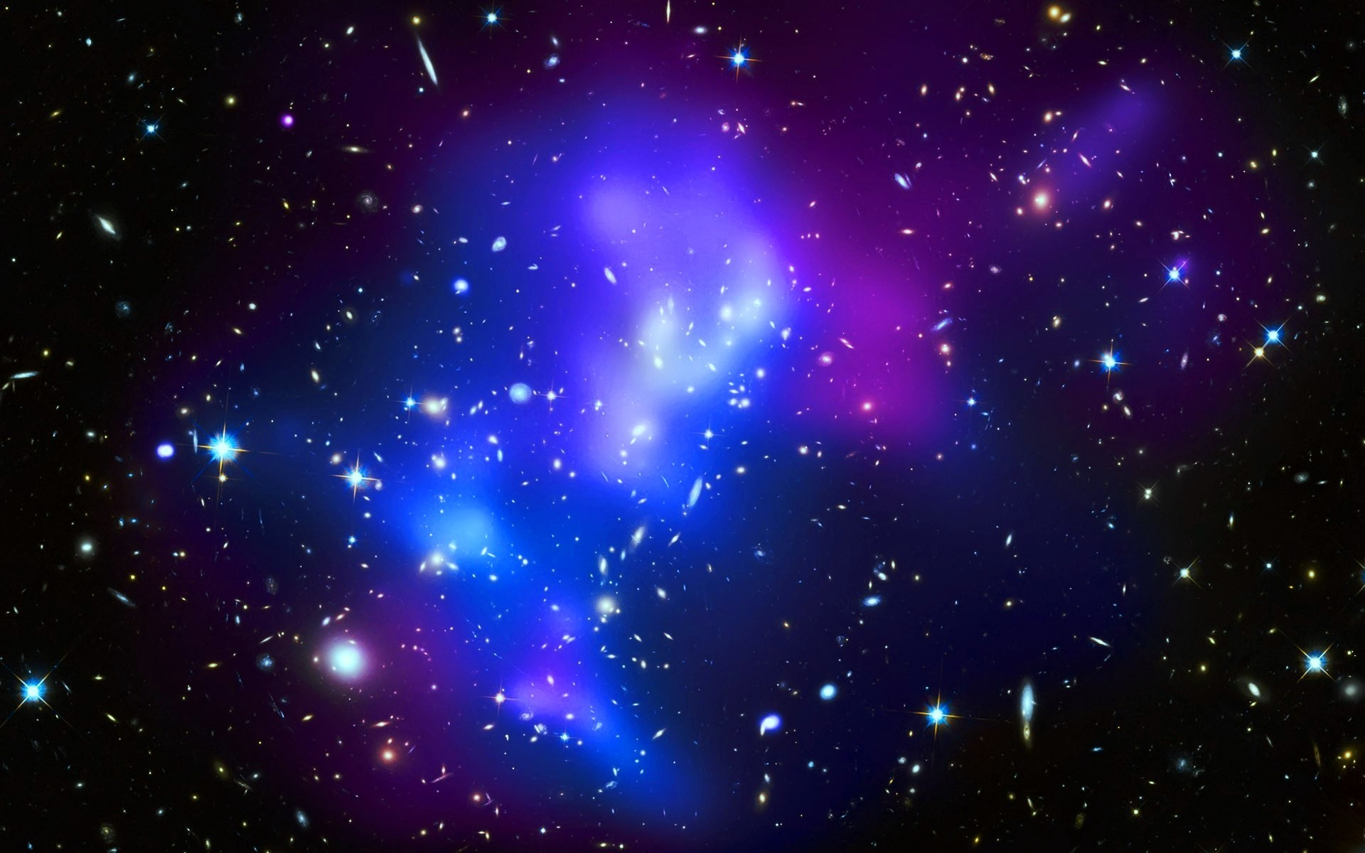 Blue Galaxy Wallpapers – ImgMob