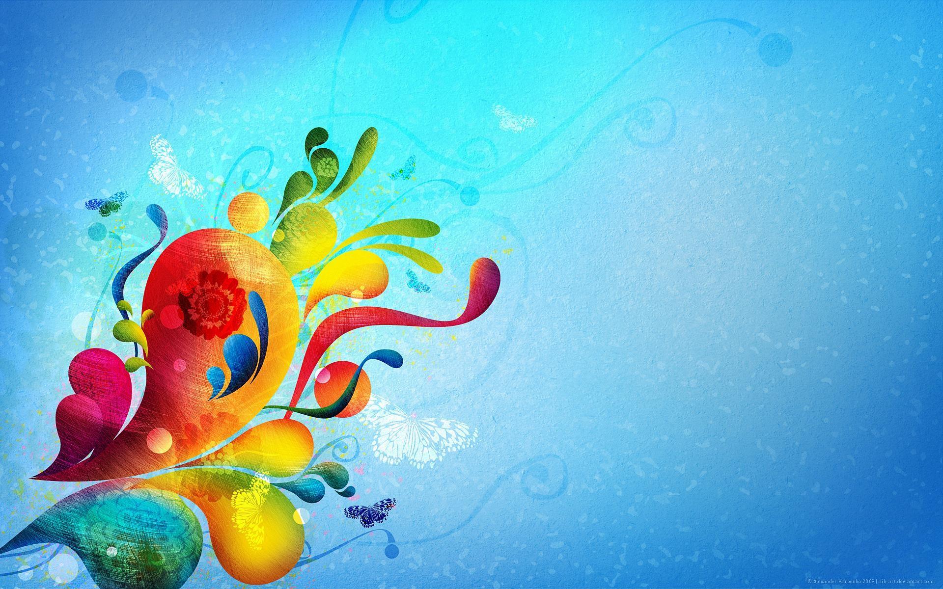 girly-background-hd-cute-abstract-wallpaper-light-modern-