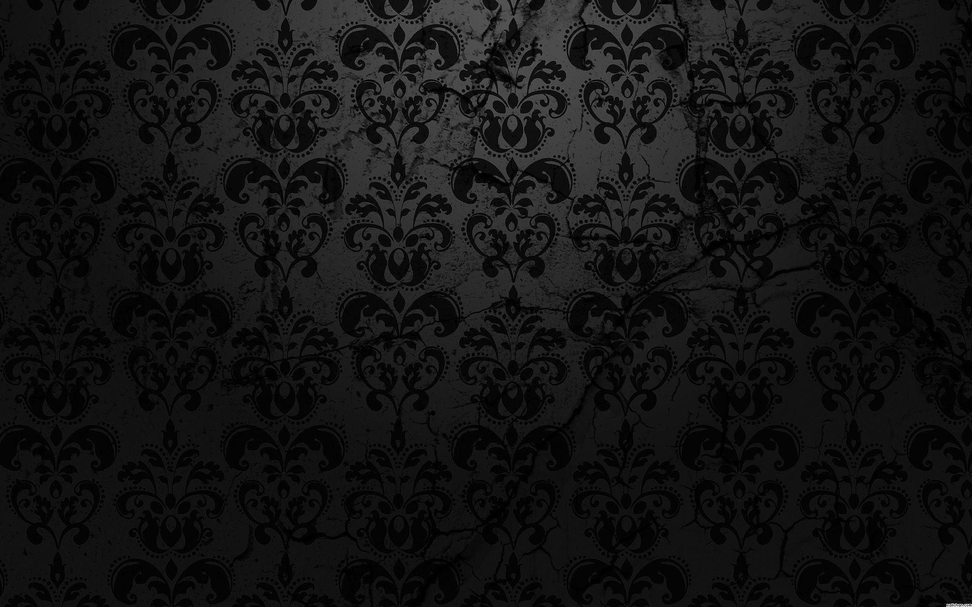 Pix For > Gold Damask Desktop Wallpaper