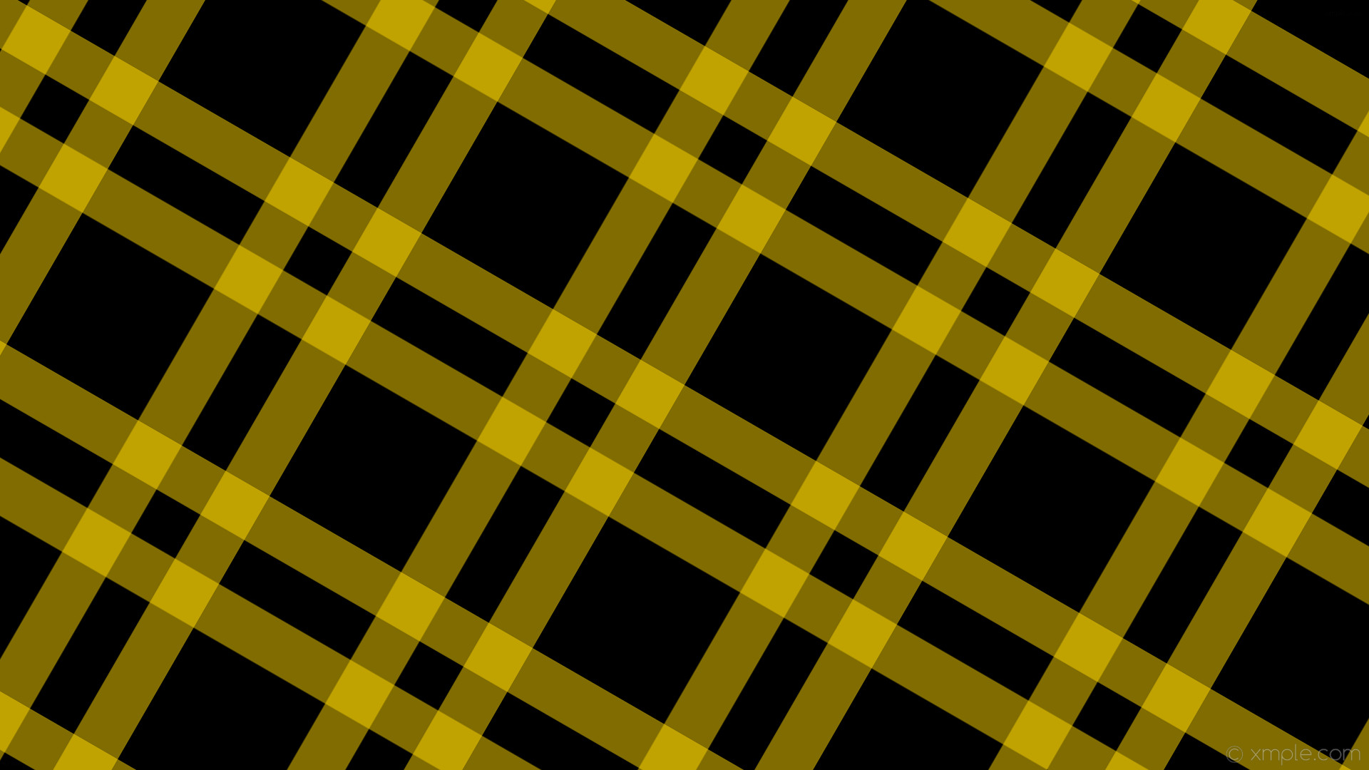 wallpaper dual black striped yellow gingham gold #000000 #ffd700 240° 71px