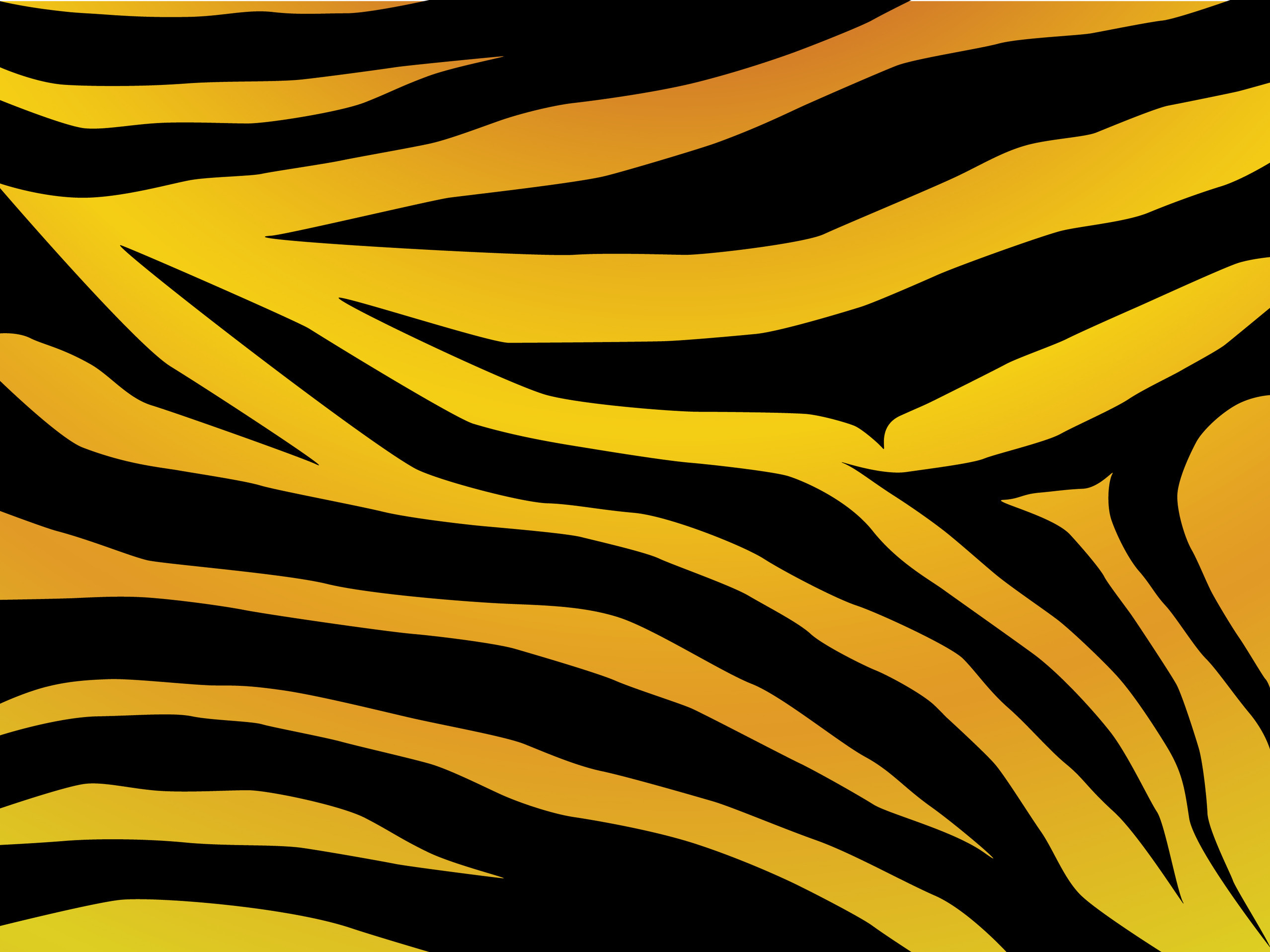 Animals Wallpaper: Tiger Print Wallpapers with HD Desktop – from