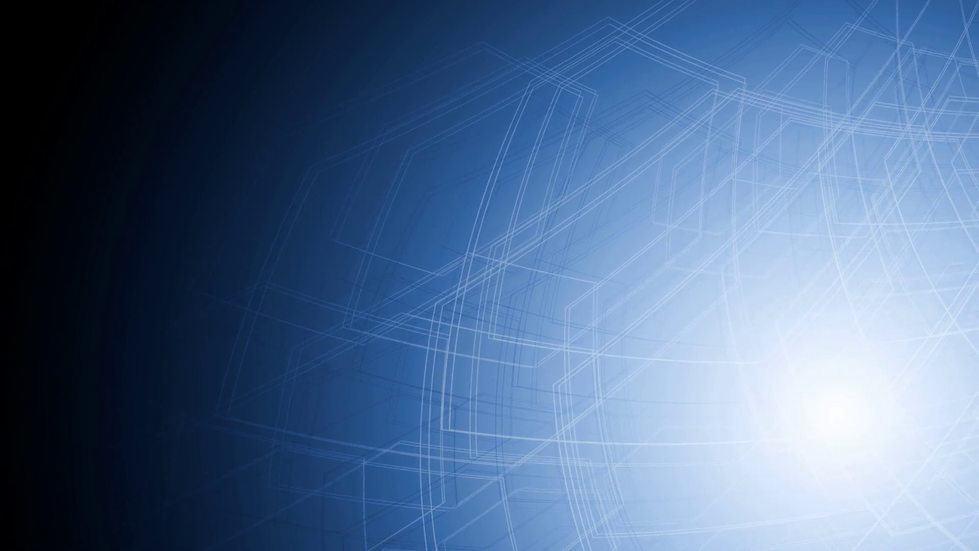 Abstract blue tech lines motion background. Video animation HD  Motion Background – VideoBlocks