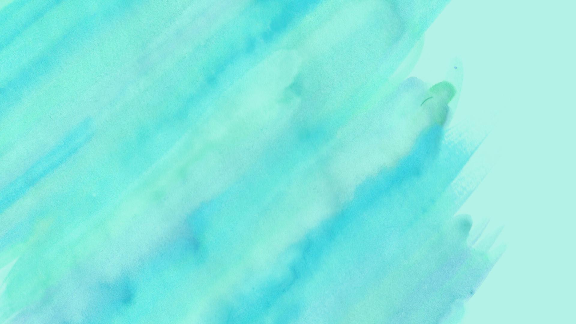 Blue Watercolour | Desktop