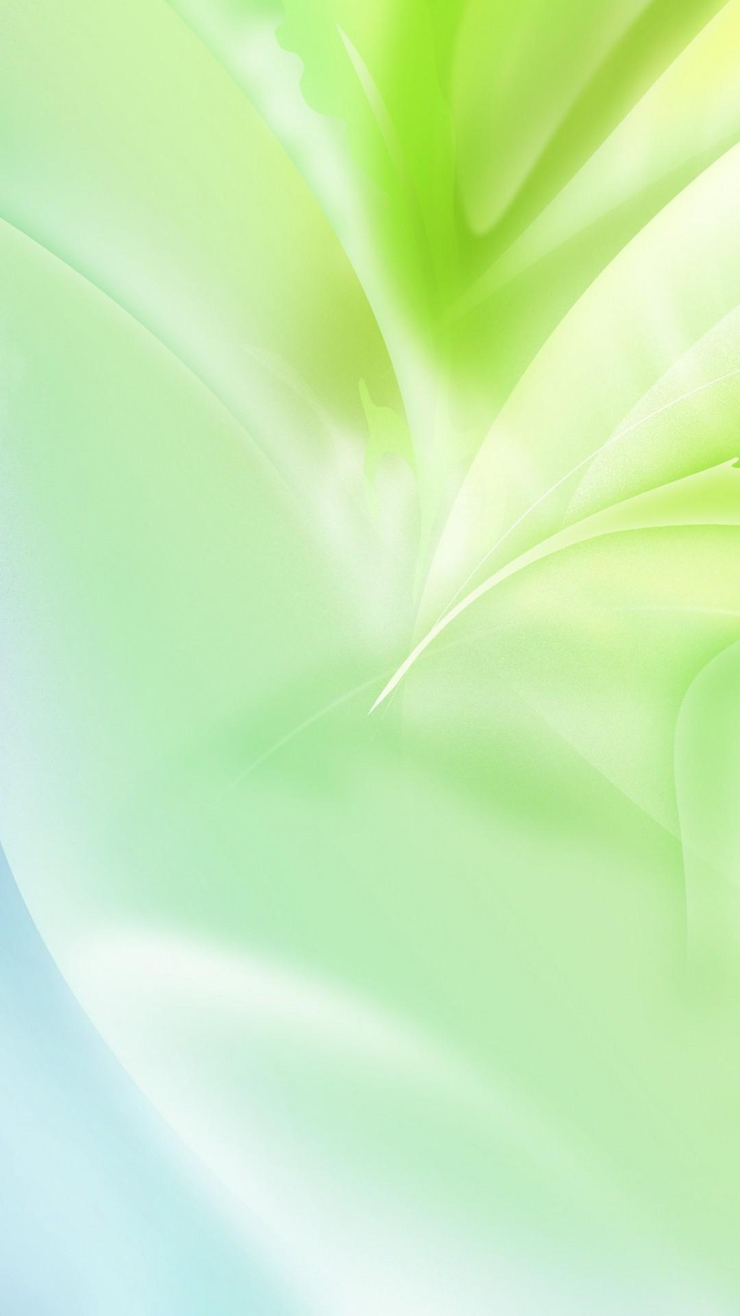Line Light Green White iPhone 6 wallpaper