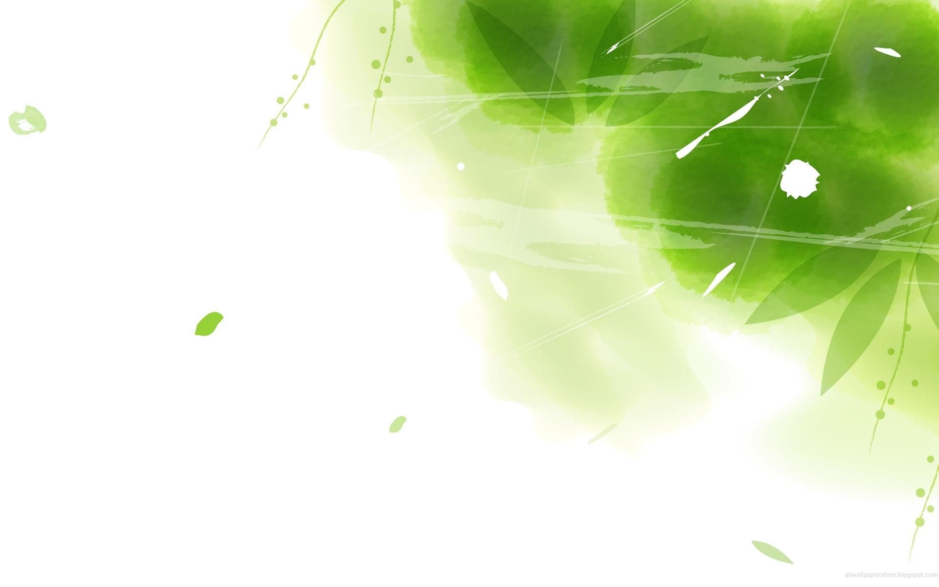 Abstract Wallpaper Green Wallpaper Hd .