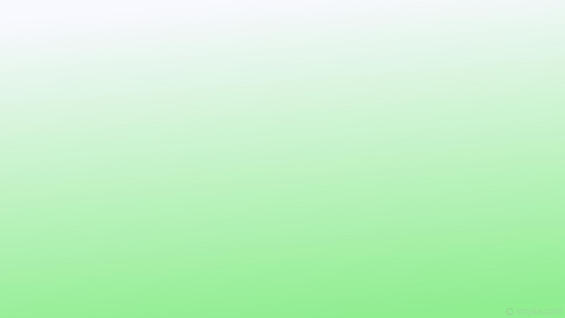 wallpaper linear green white gradient light green ghost white #90ee90  #f8f8ff 285°