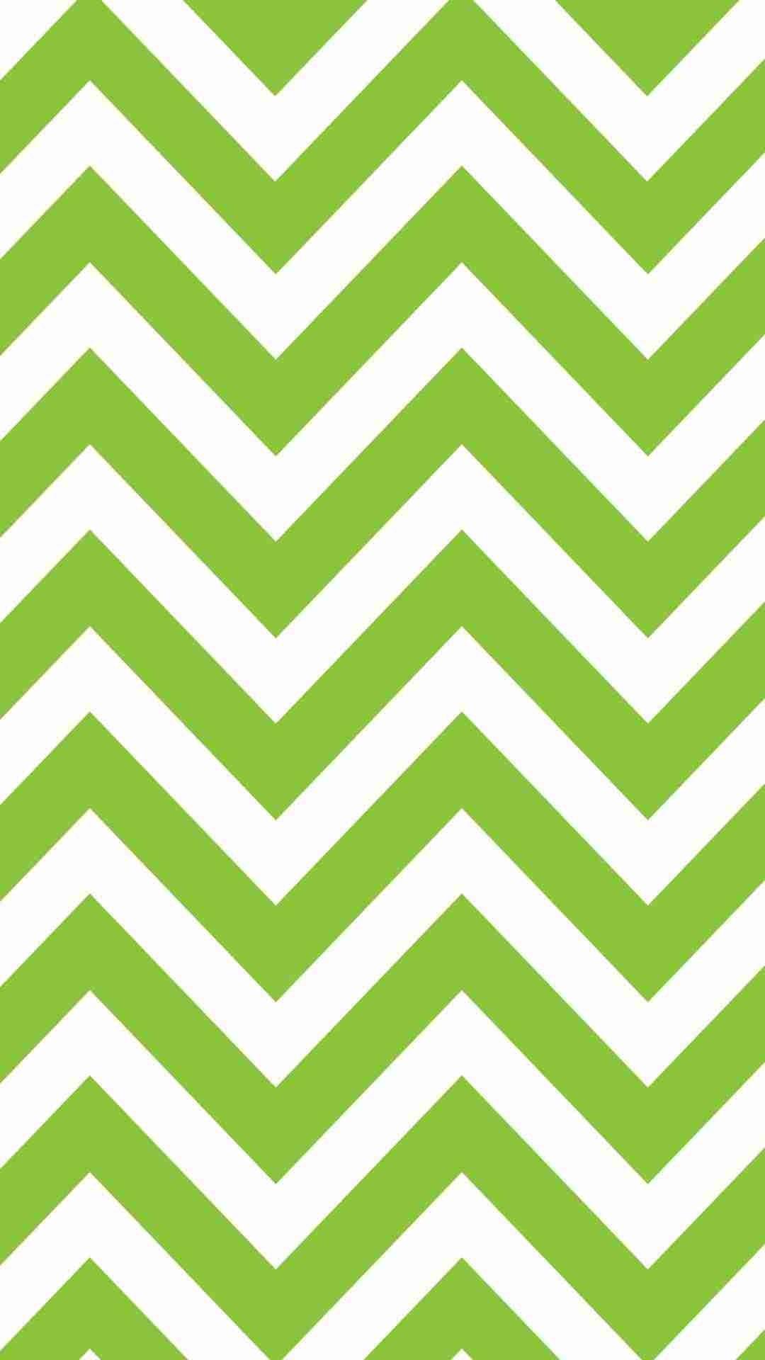 Light Green Chevron iPhone 6 Plus Wallpaper – White Zigzag Pattern, Ze  Print #iPhone