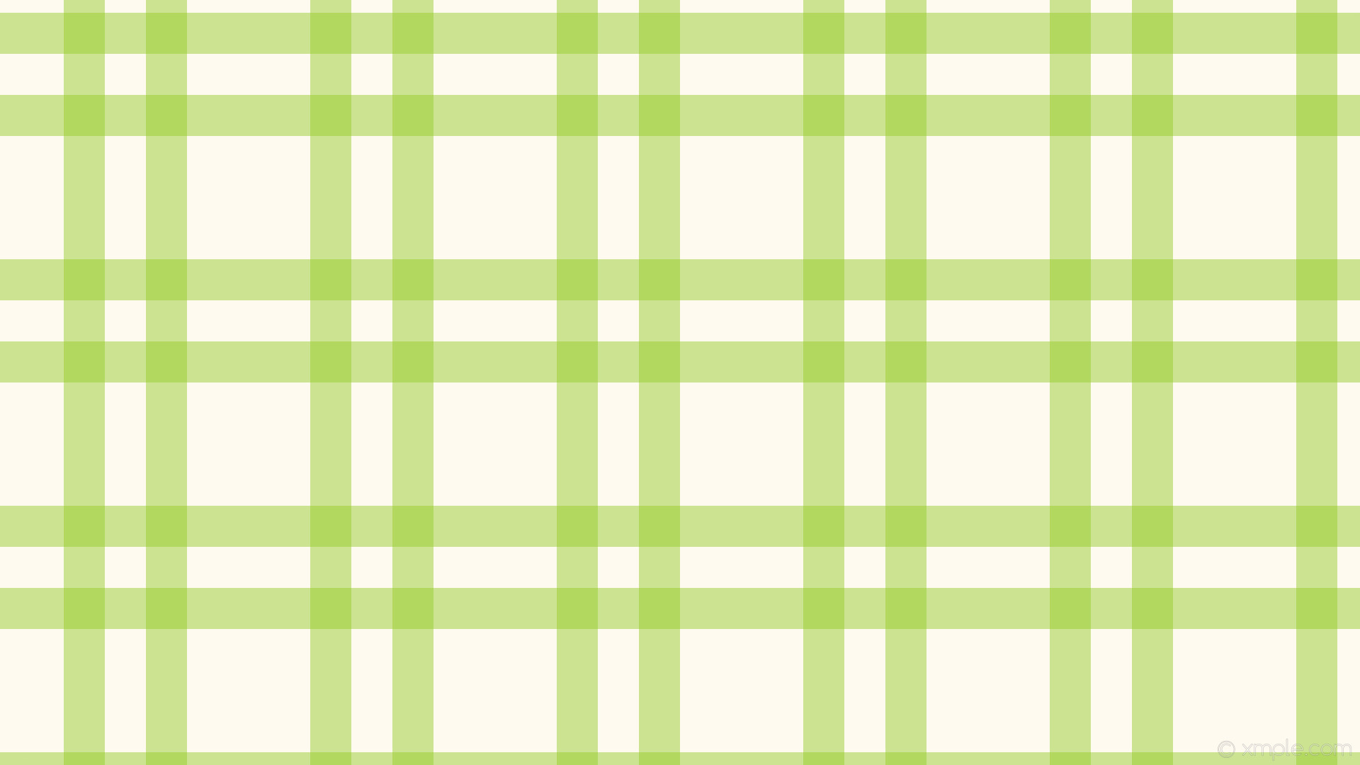 Green And Yellow Striped Wallpaper