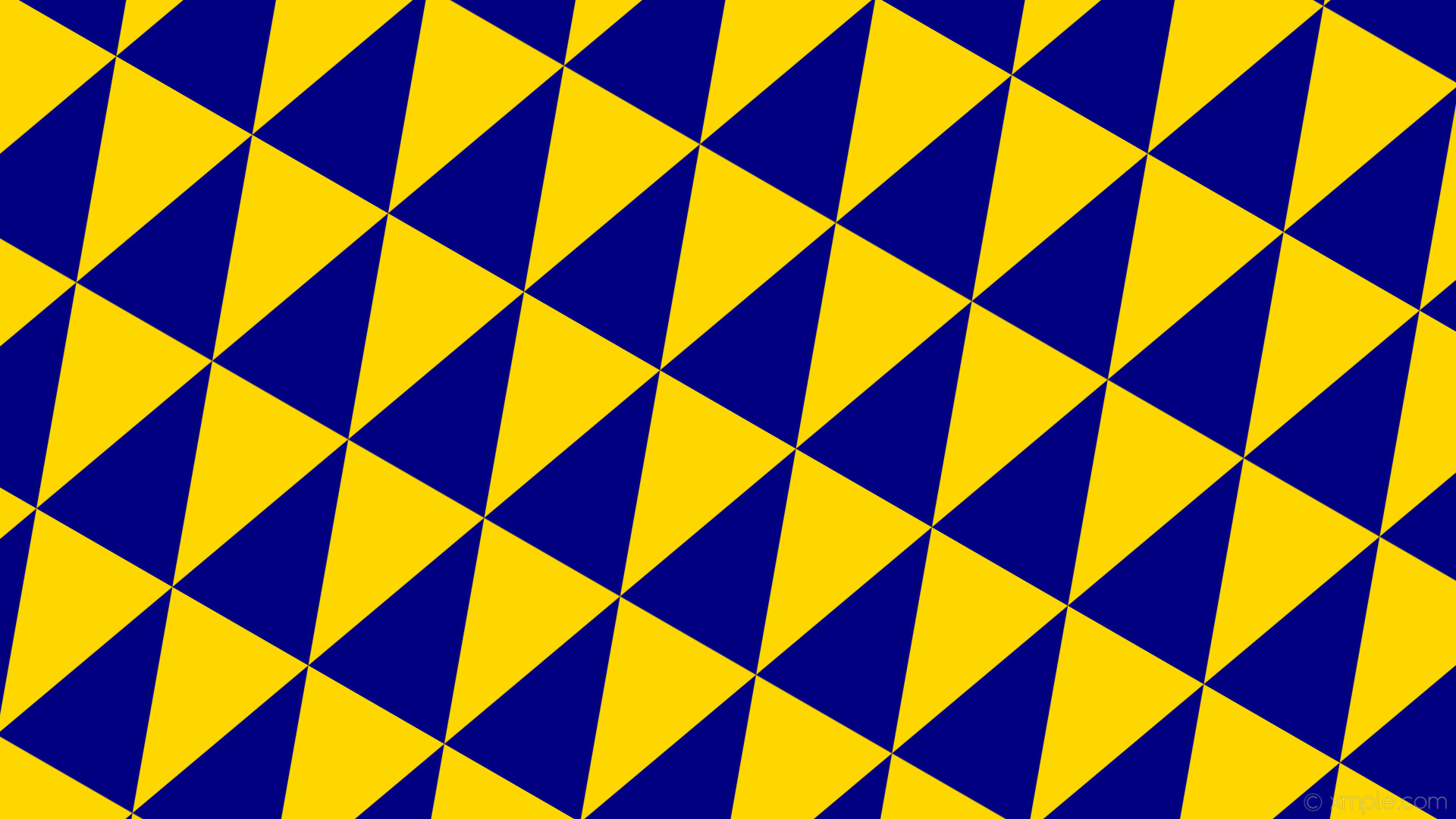 wallpaper blue yellow triangle gold navy #ffd700 #000080 330° 207px 569px