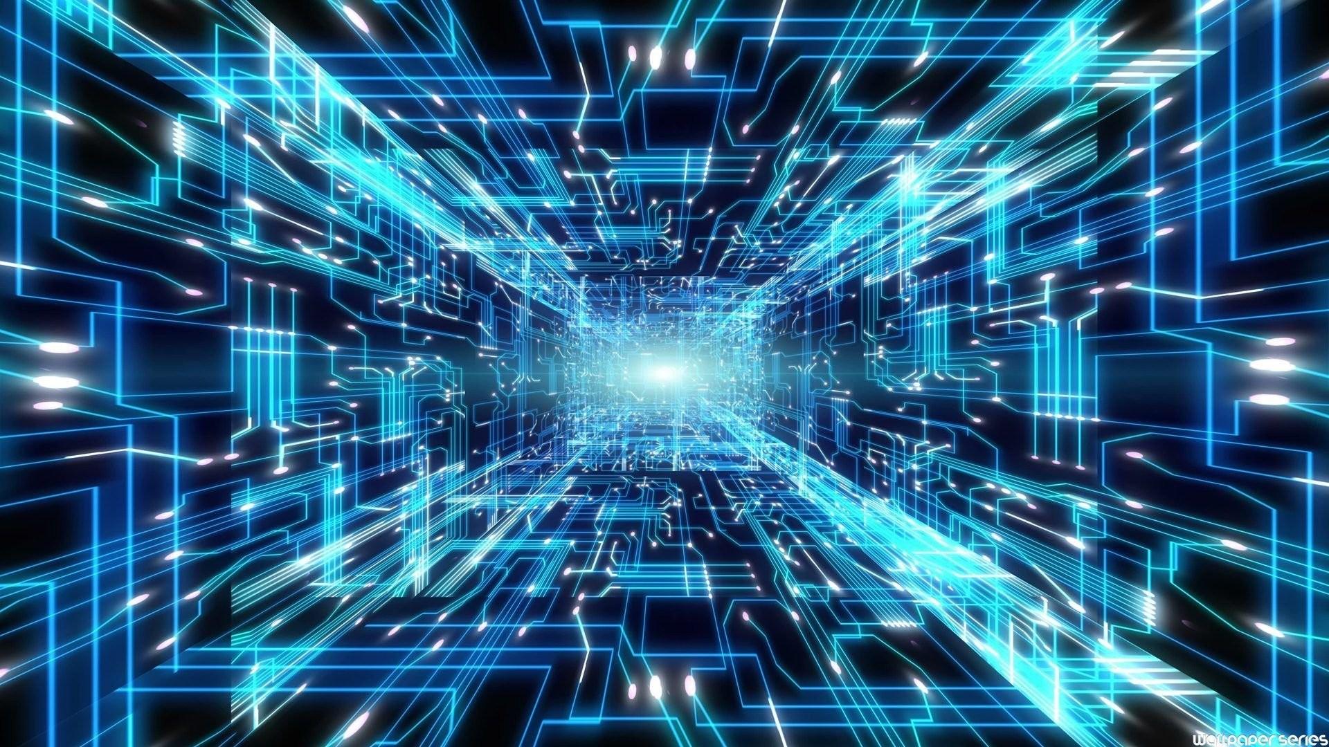 Фоновая картинка технологии