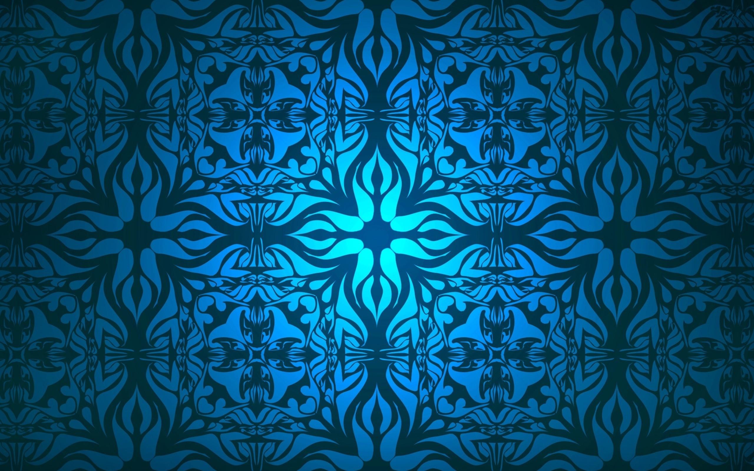 blue background pattern #10690