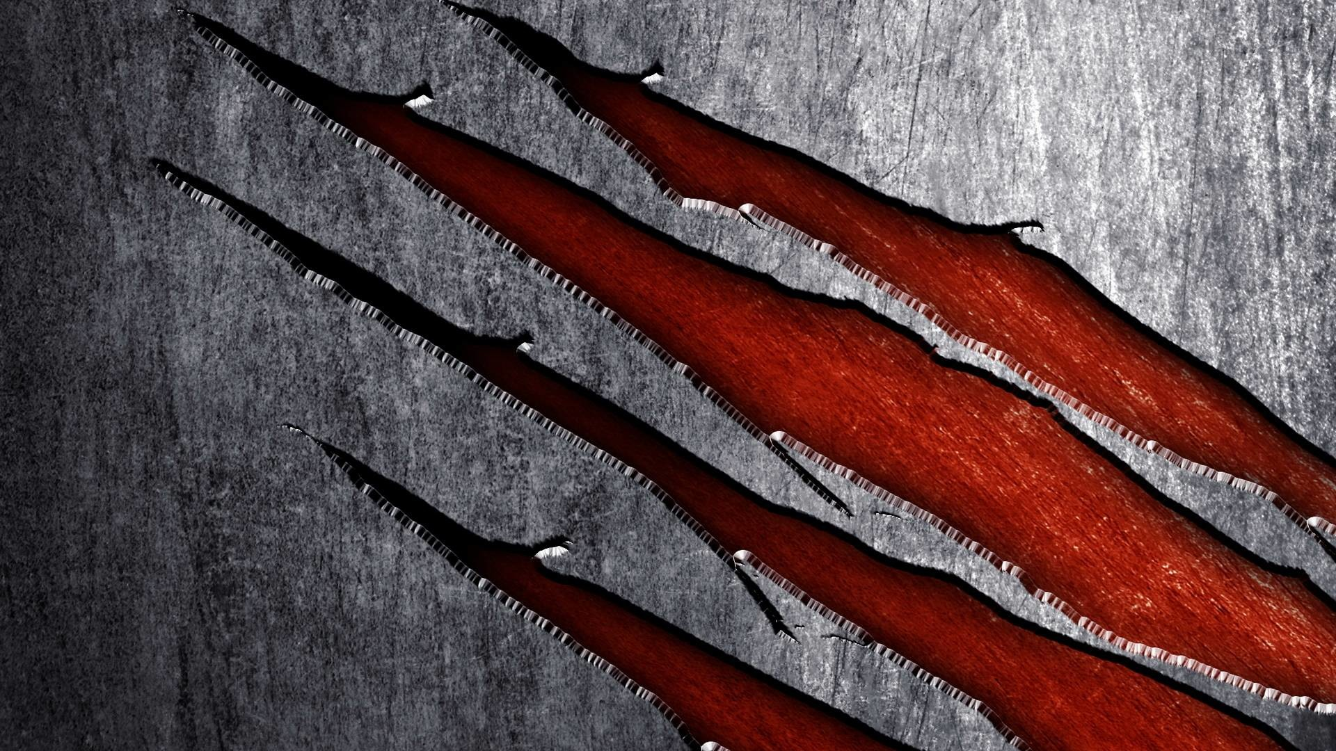 Wallpapers For > Red Metal Wallpaper