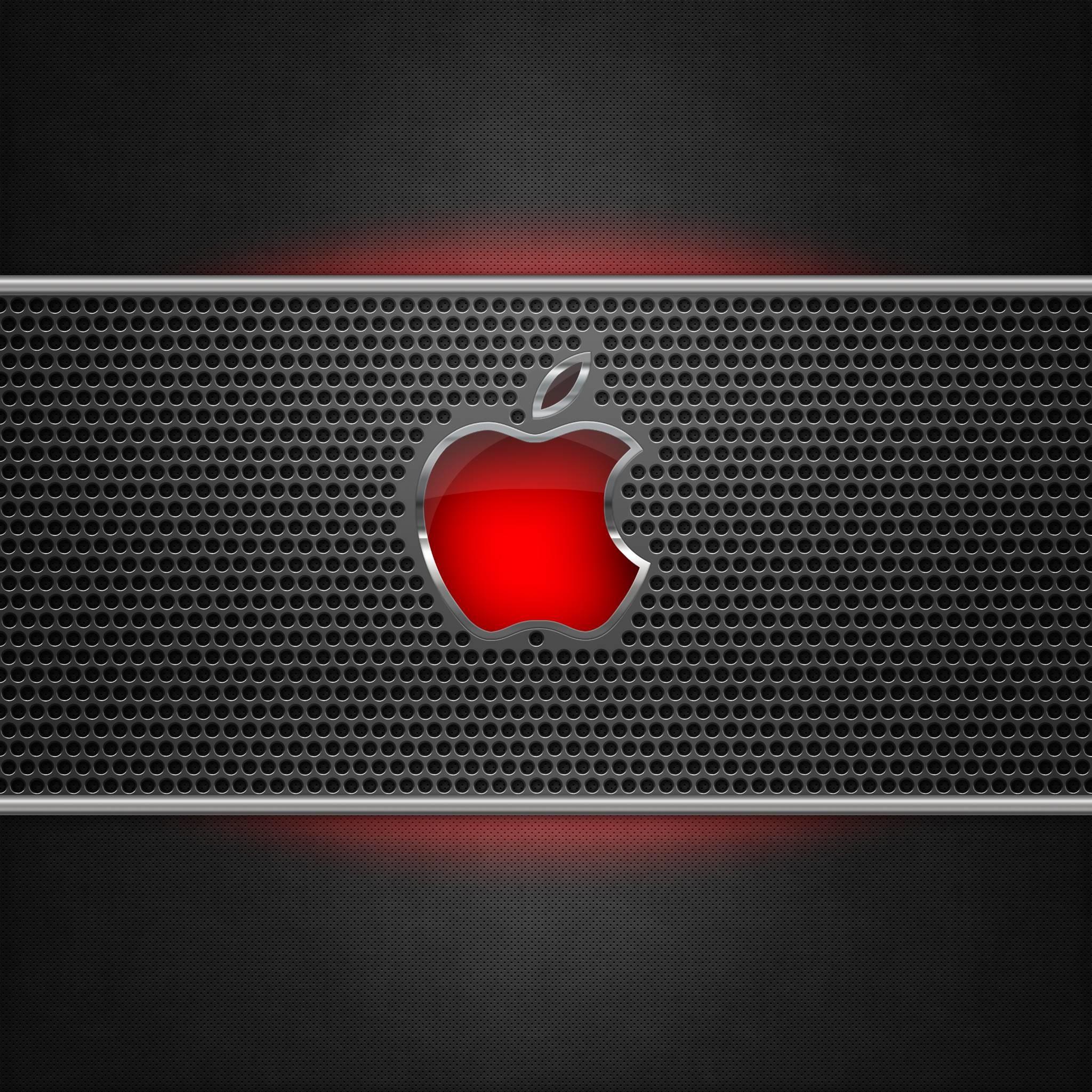 Apple Metal Glow Retina Wallpaper 2048x2048PX ~ Wallpaper New Ipad .