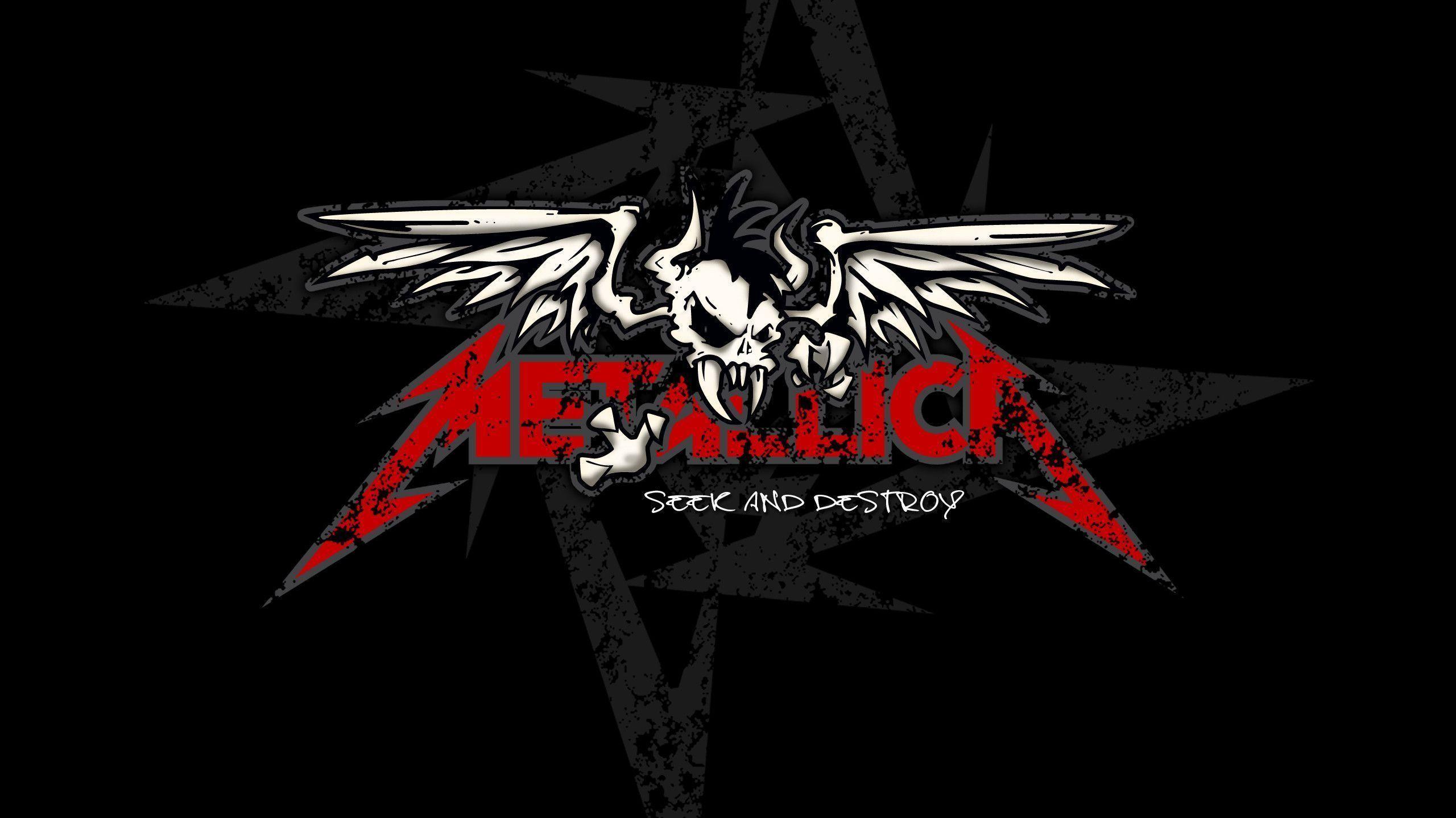 Metallica heavy metal thrash wallpaper     82669 .