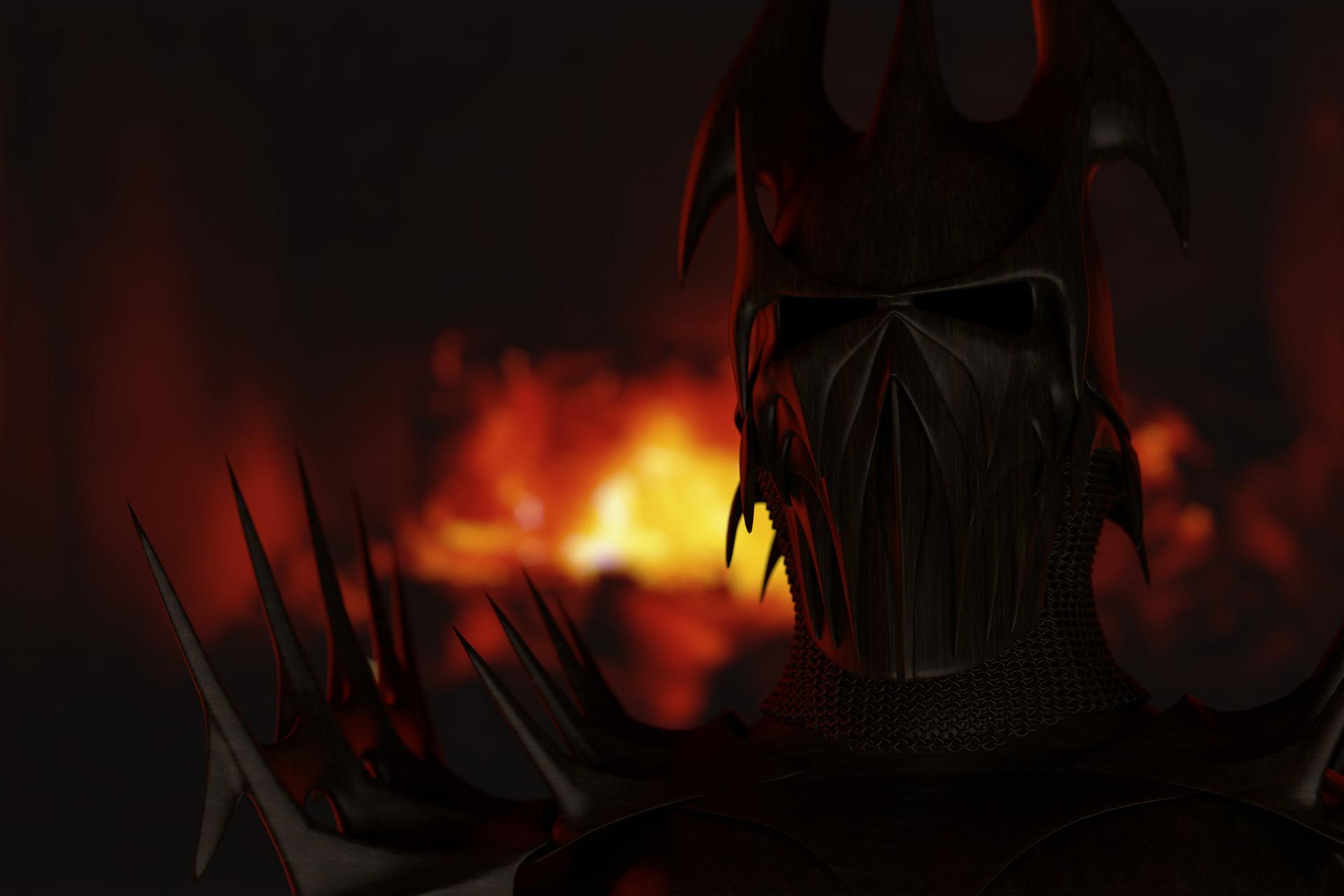 … Black Metal Kaiser by Flames …